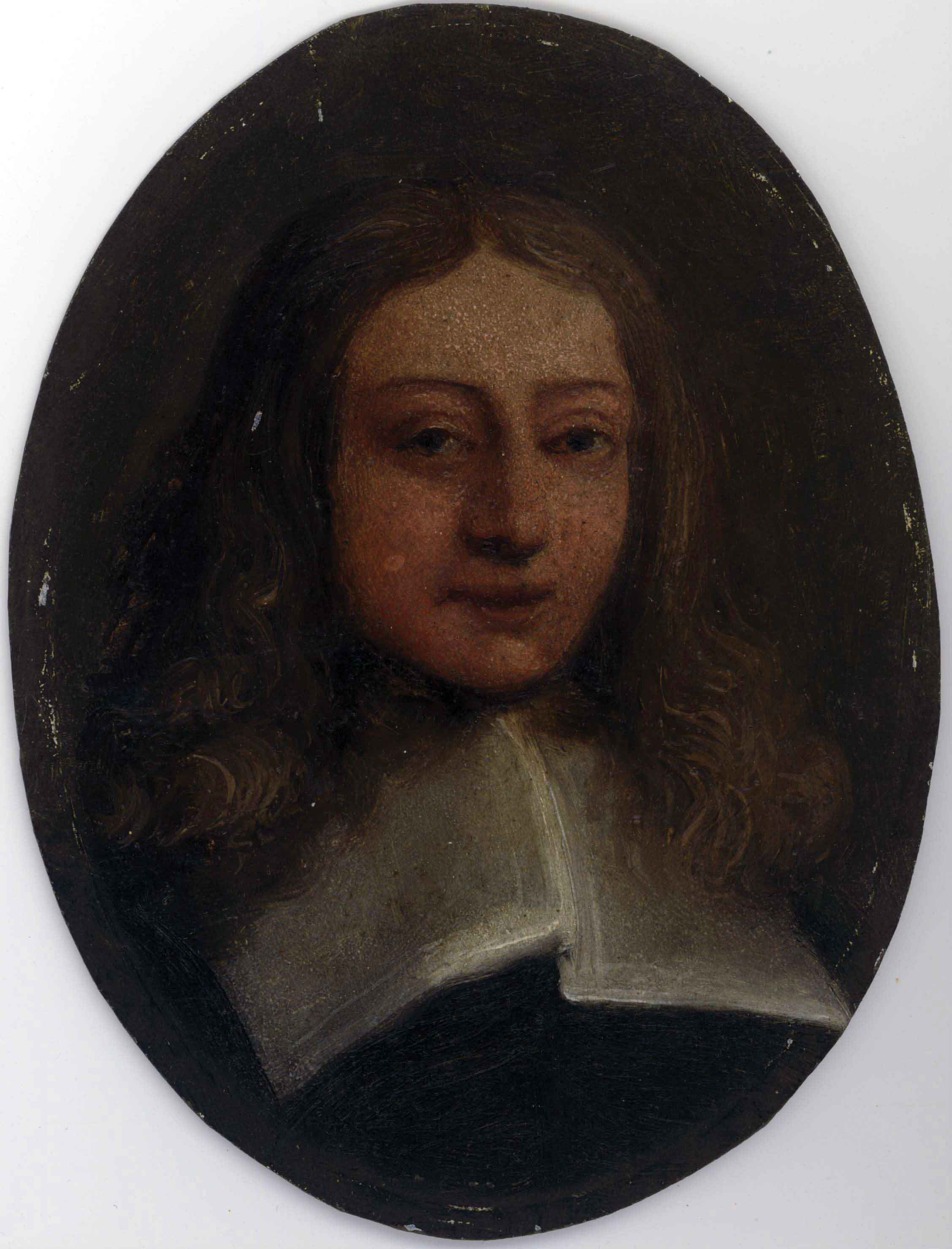 Ritratto di giovane prelato