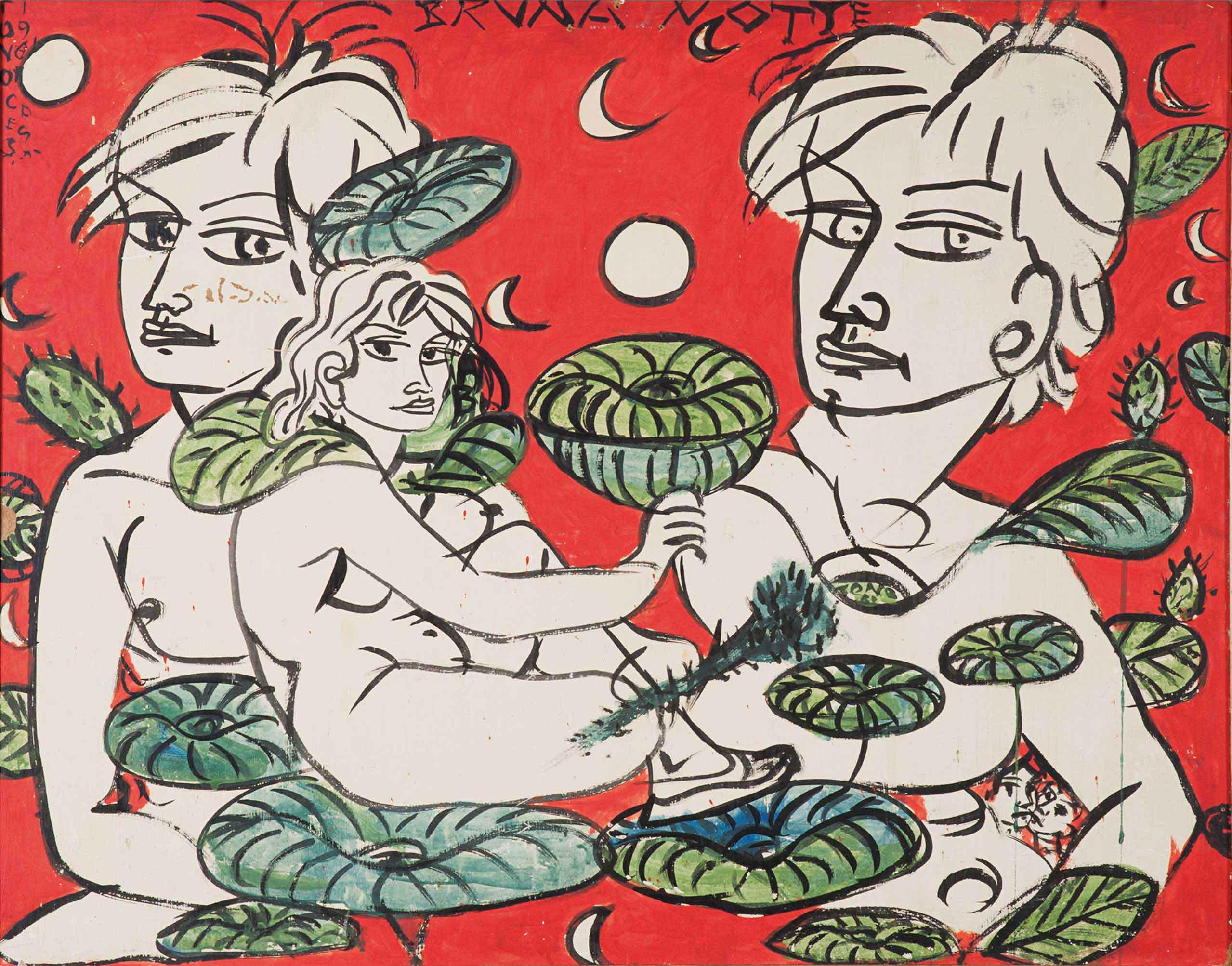 """""""BRUNA NOTTE"""", 1961"""