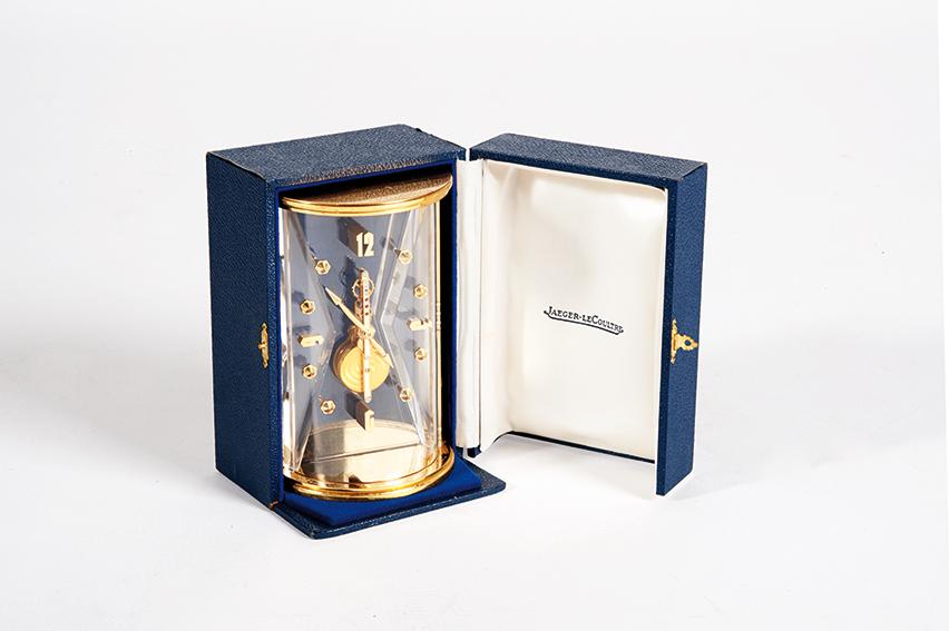 Orologio da tavolo dell beggi antichità