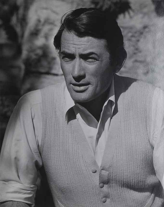Gregory Peck, ca. 1960