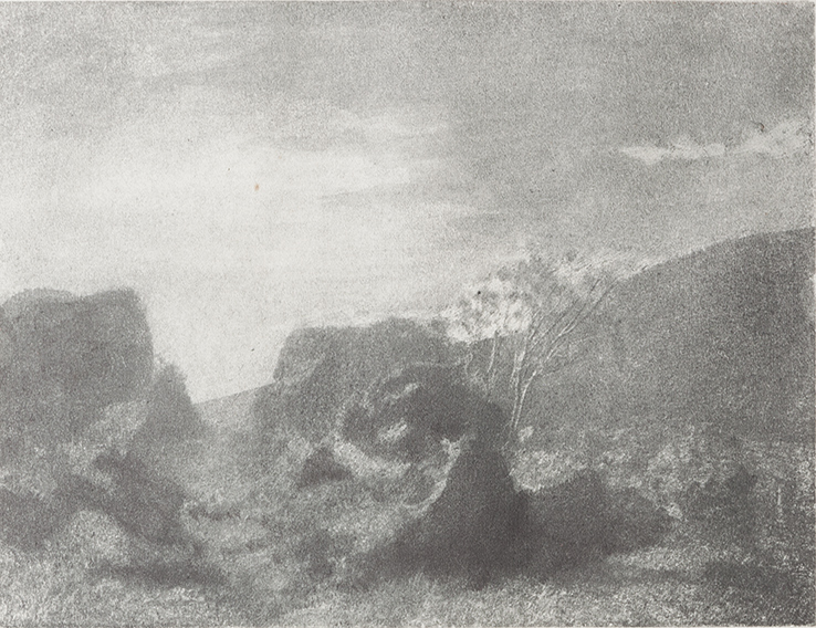 Paesaggio, ca. 1930