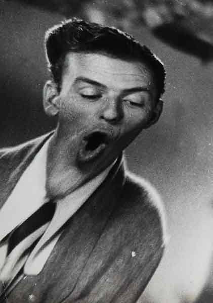 Frank Sinatra, ca. 1950