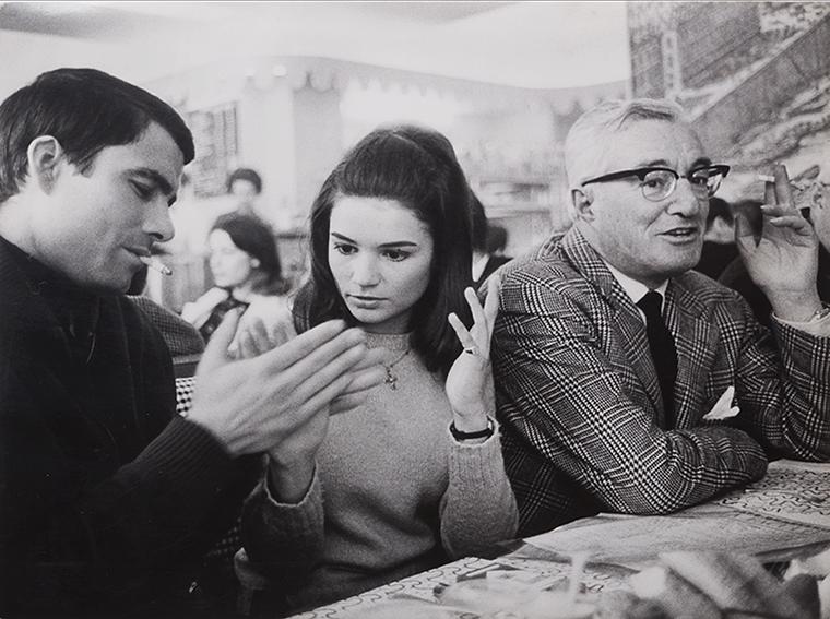 Vittorio De Sica , Alberto Sordi e altri