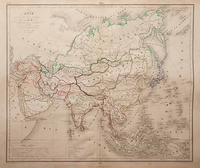 Atlas Universel de geographie moderne