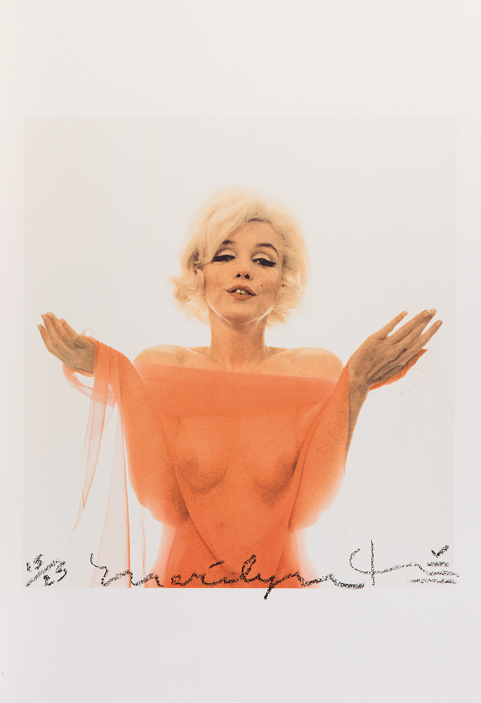 """Marilyn Monroe """"What's it all about"""", The Last Sitting, 1962"""