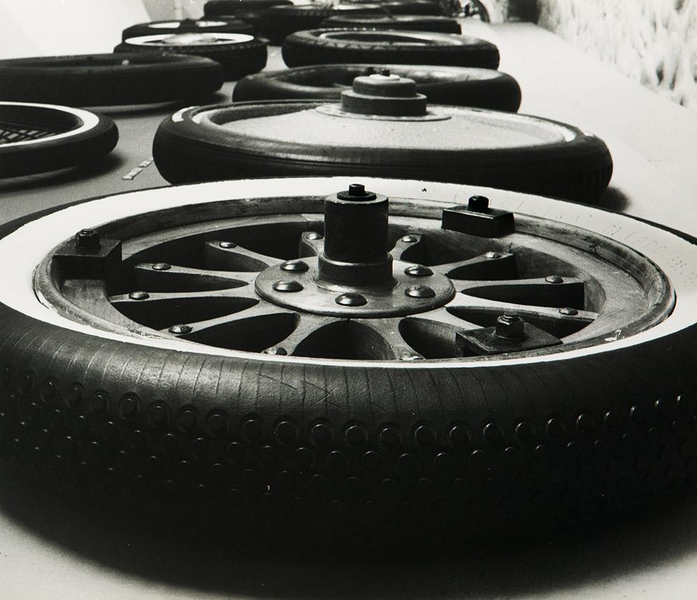 Ruote, Mueso della scienza e della tecnica di Milano, ca. 1970