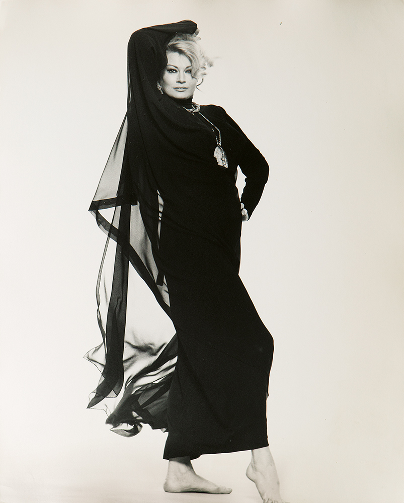 Anita Ekberg, ca. 1970