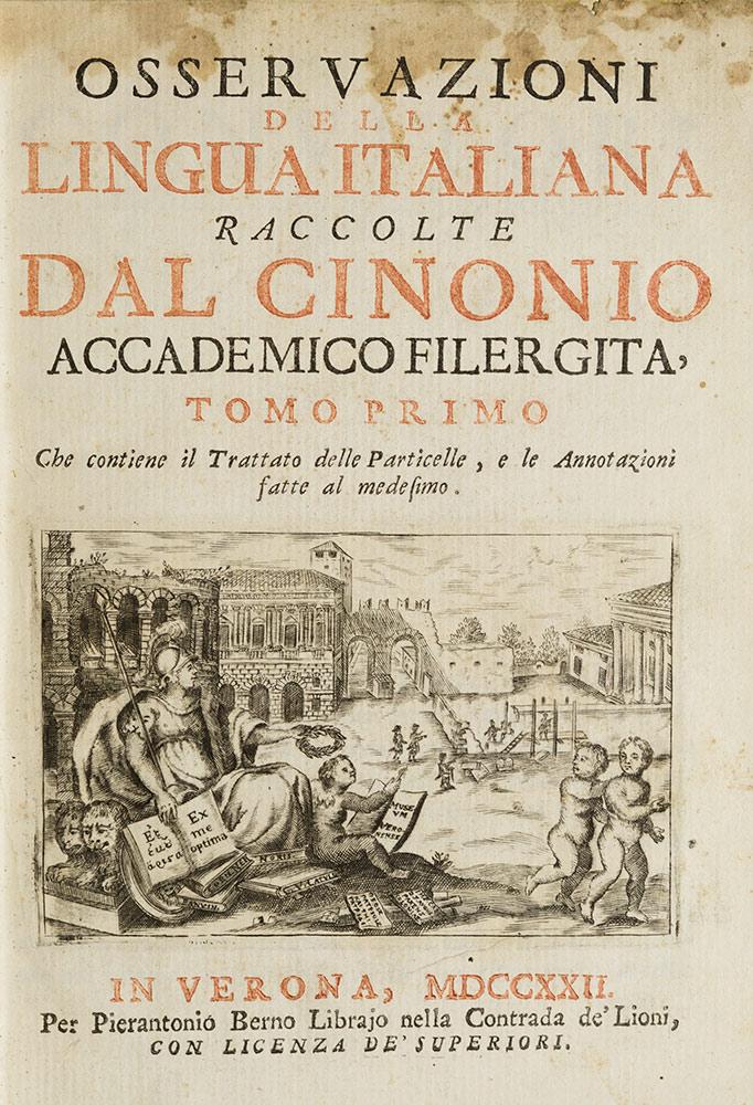 Della Eloquenza italiana