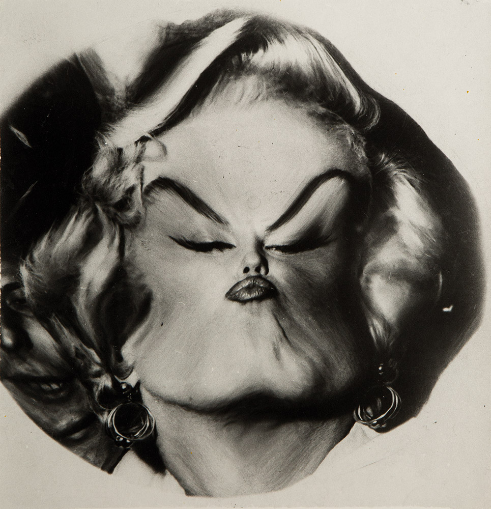 Marilyn Monroe (Distortion), ca. 1950