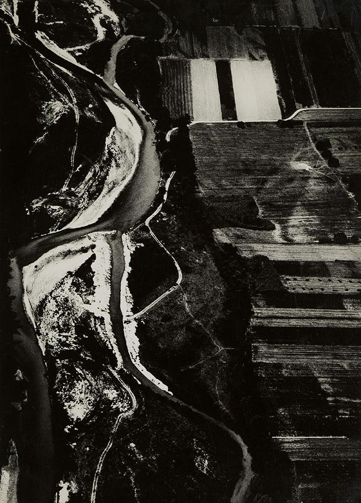 """Paesaggio, """"Presa di coscienza sulla Natura"""", 1968"""