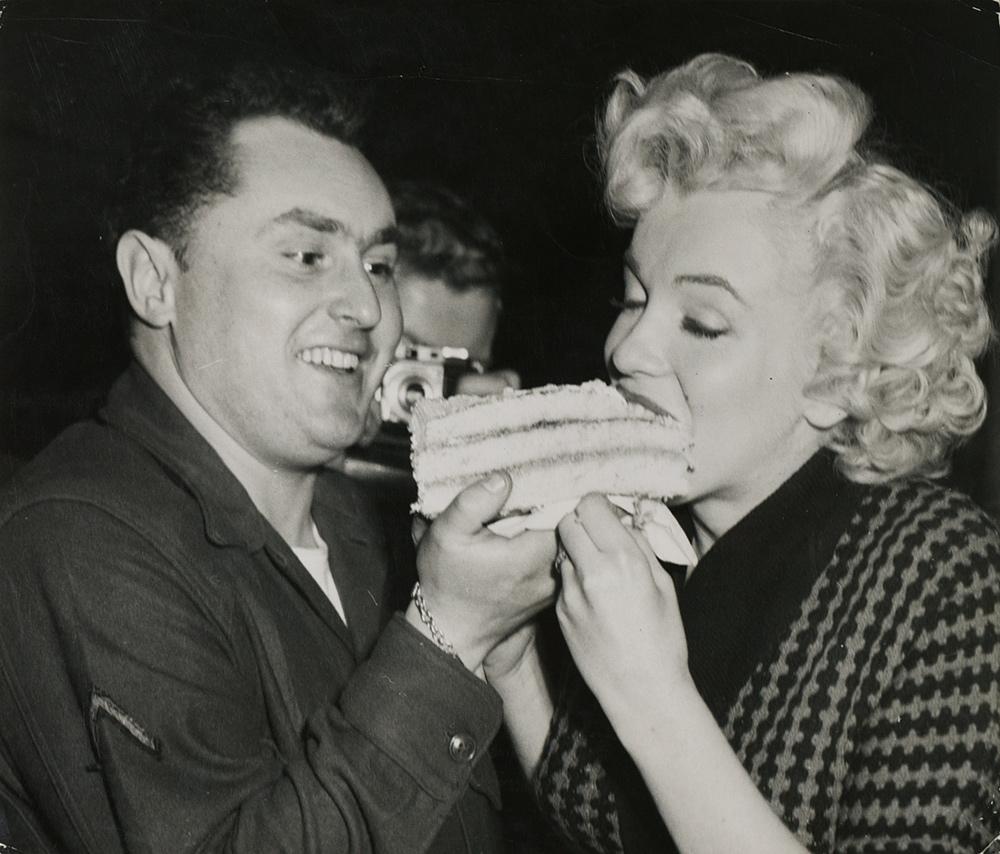 Marilyn Monroe, ca. 1950