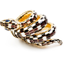 bracciale serpente bulgari - top lot aste gioielli