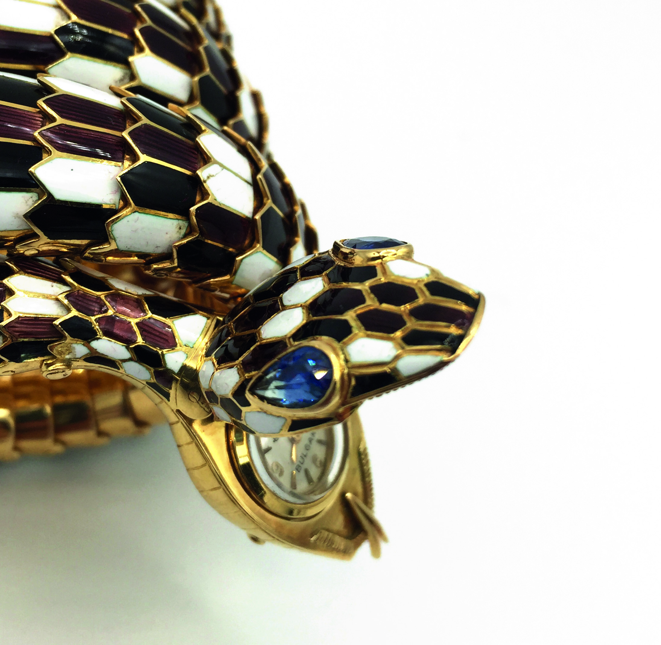 Bracciale Serpente Bulgari
