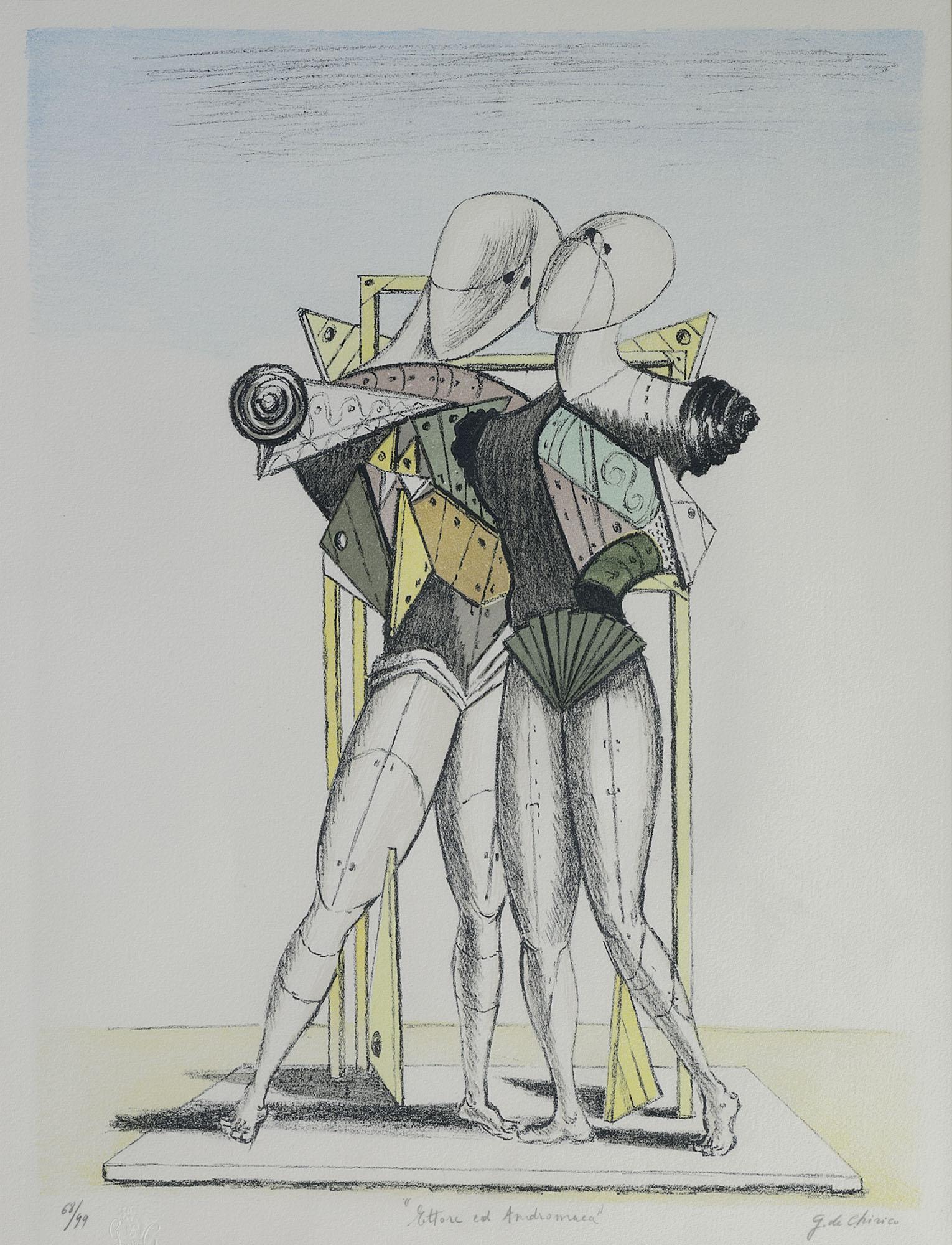 Ettore e Andromaca, 1974