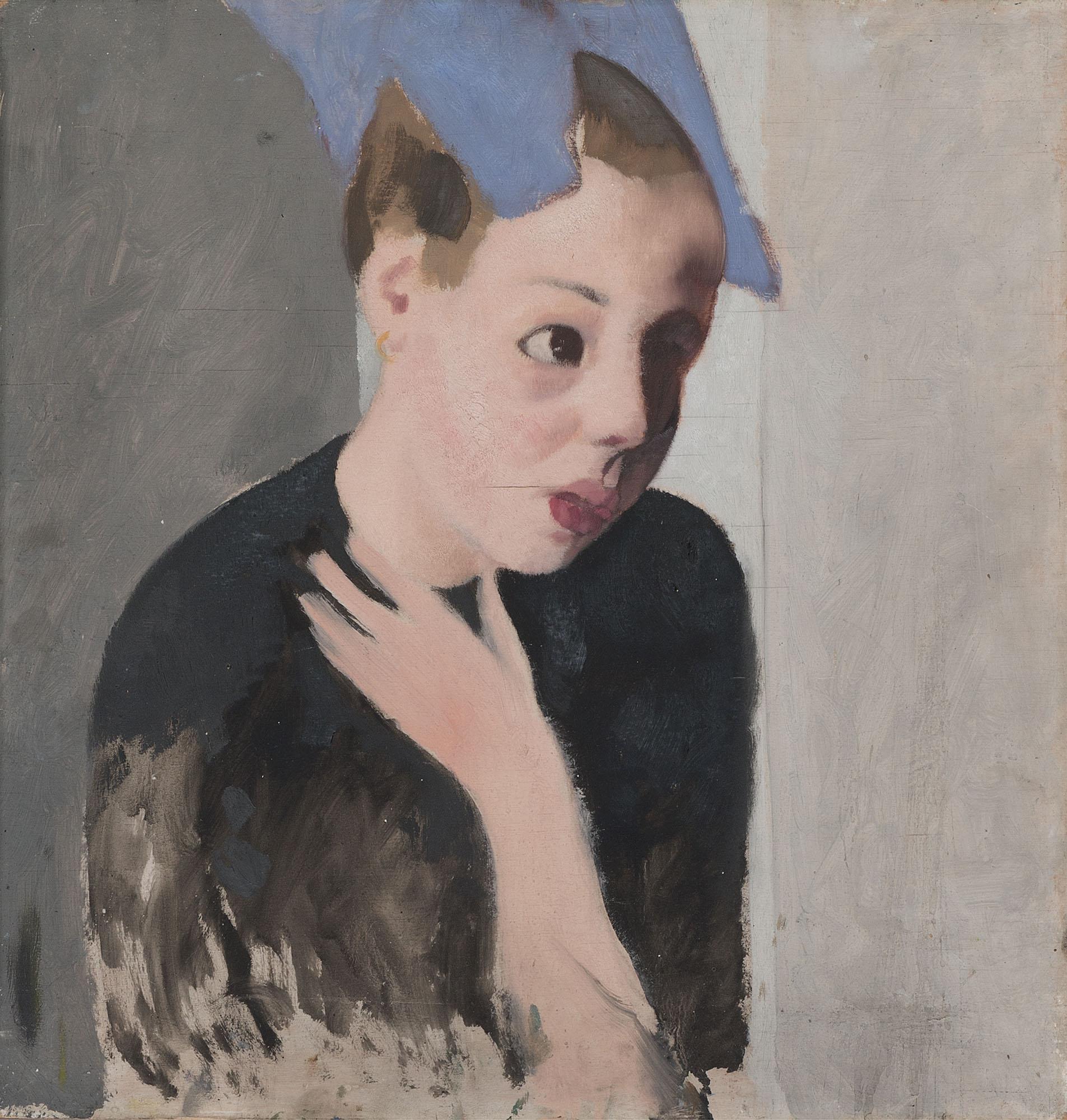Bozzetto per ritratto di fanciullo, 1924
