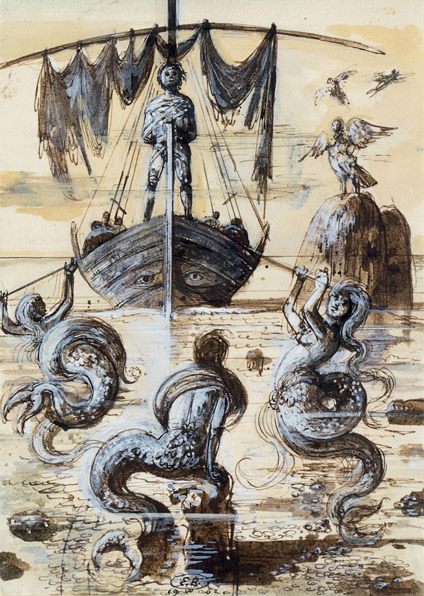 Sirene, 1962