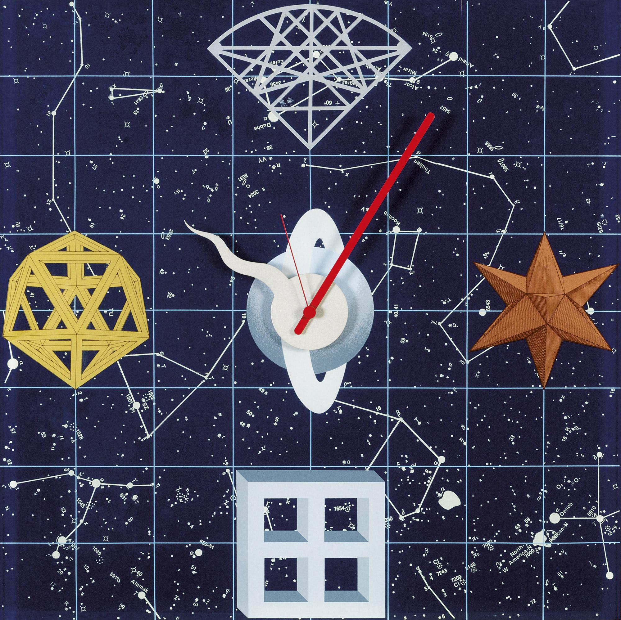 Lo spazio – Orologio