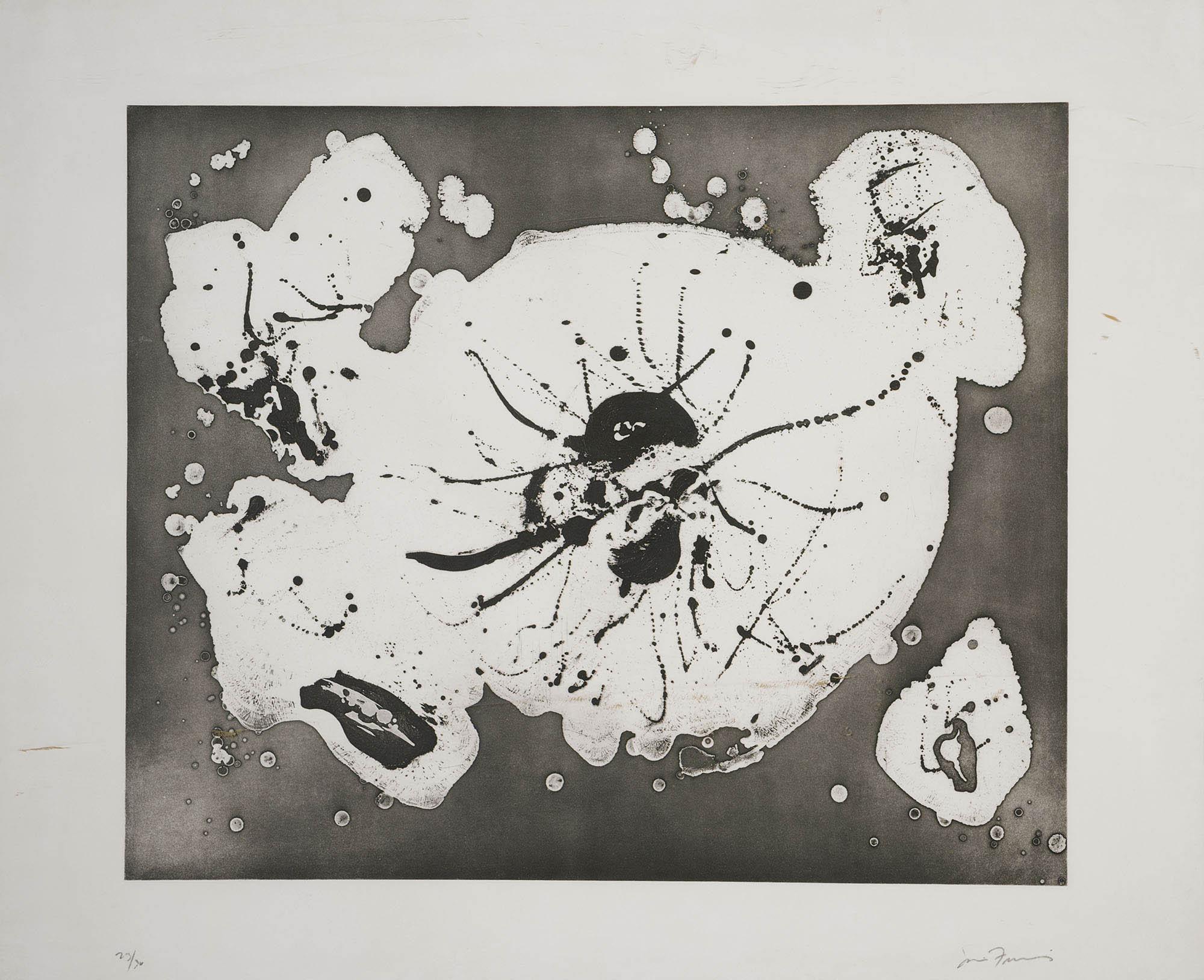 Island plate – H/1, 1973