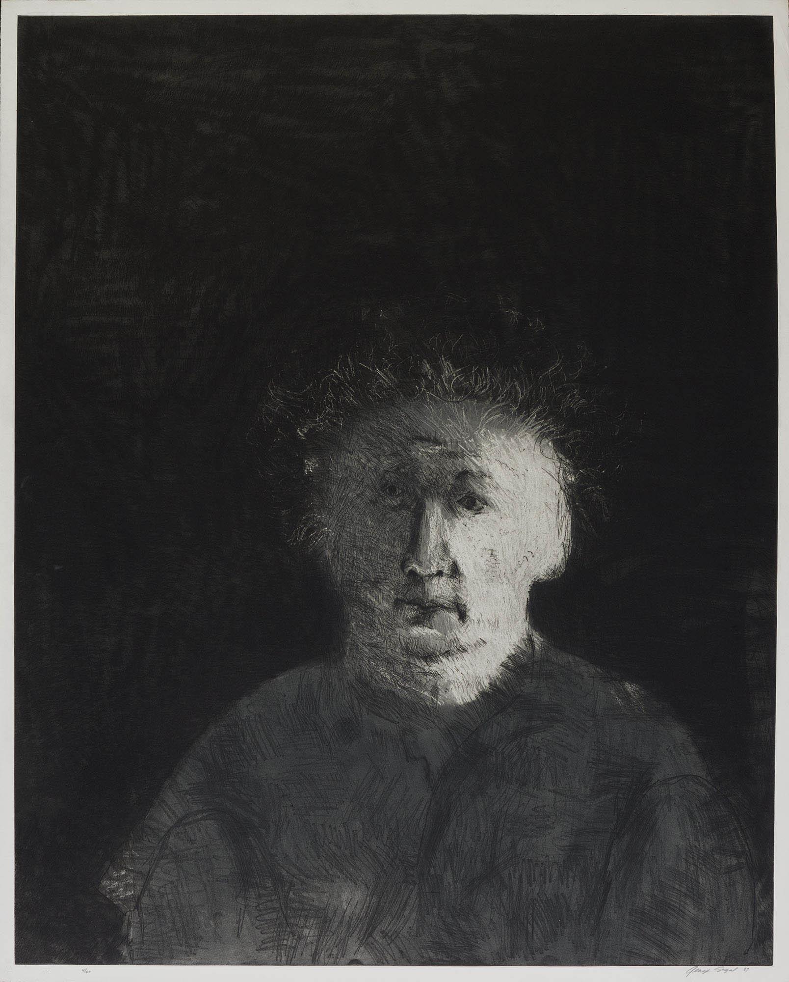 Portraits: Helen I (Artist's wife), 1987