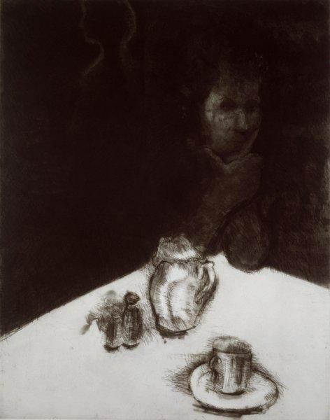 Portraits: Helen II (Artist's wife), 1987