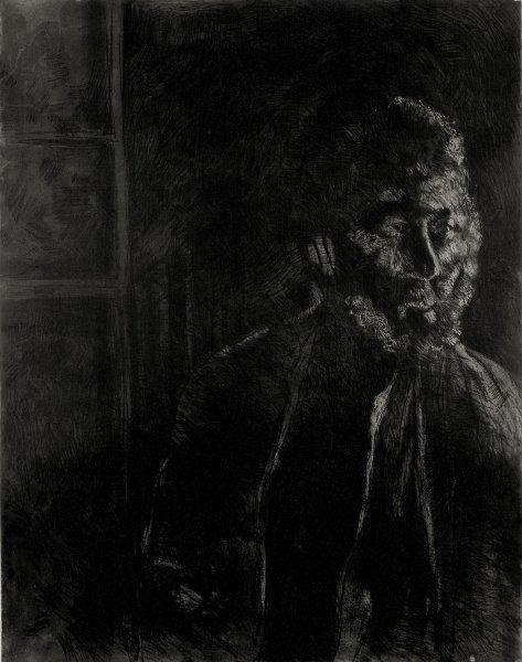 Portraits: Menasha, 1987