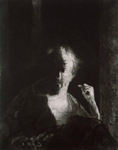 Portraits: Walter, 1987