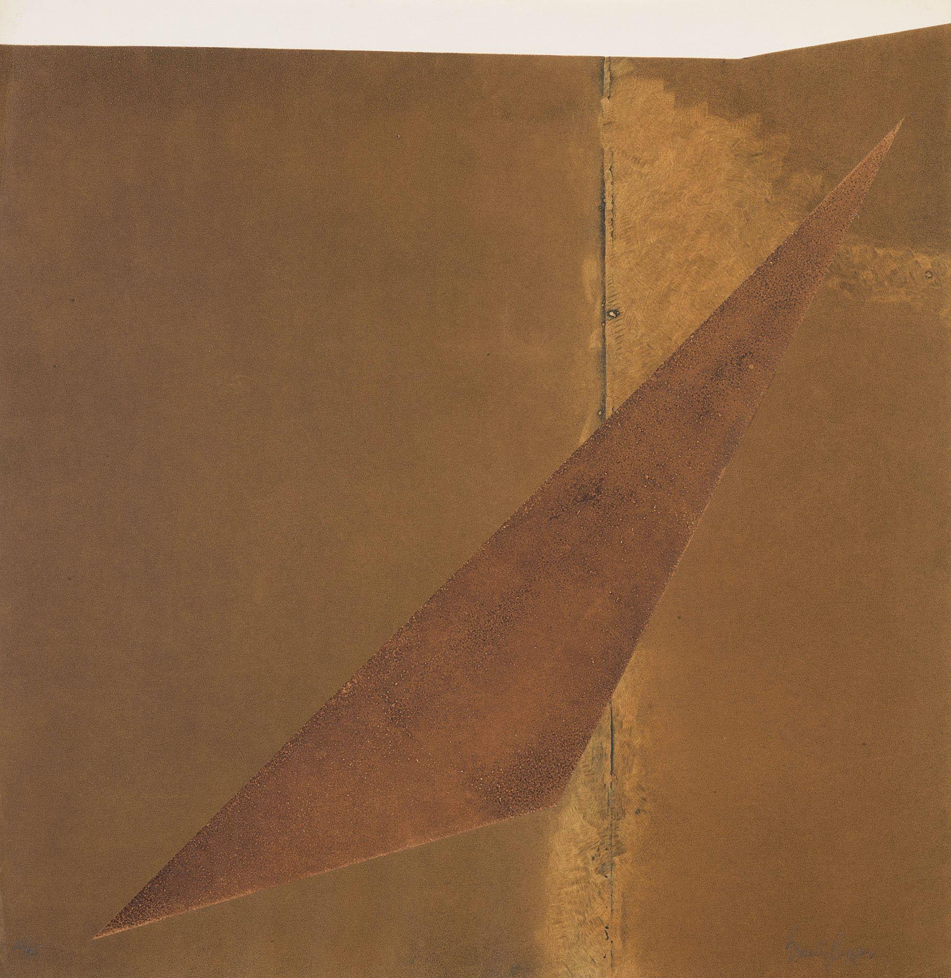 Senza titolo, 1975