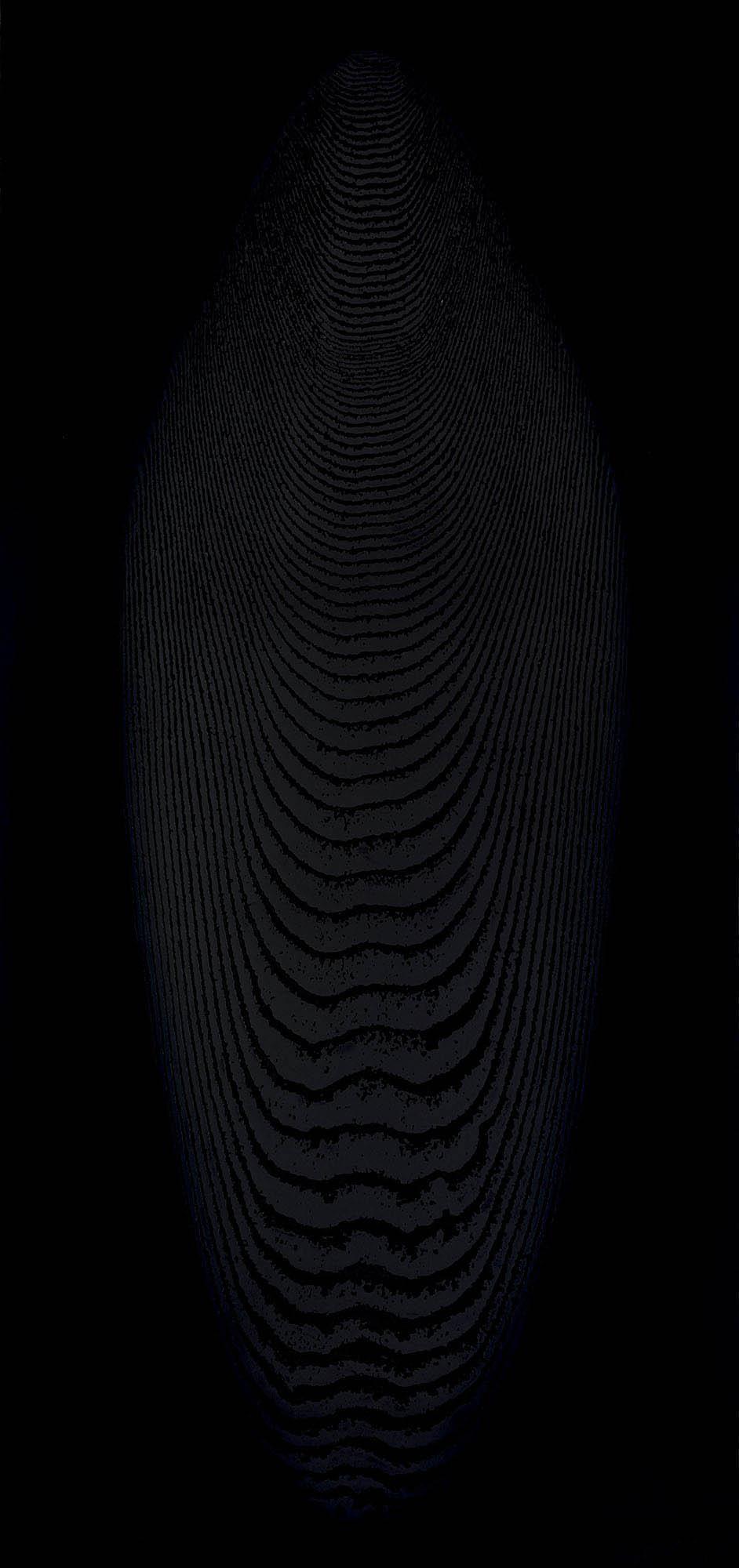 Sogno VIII (nero), 1990