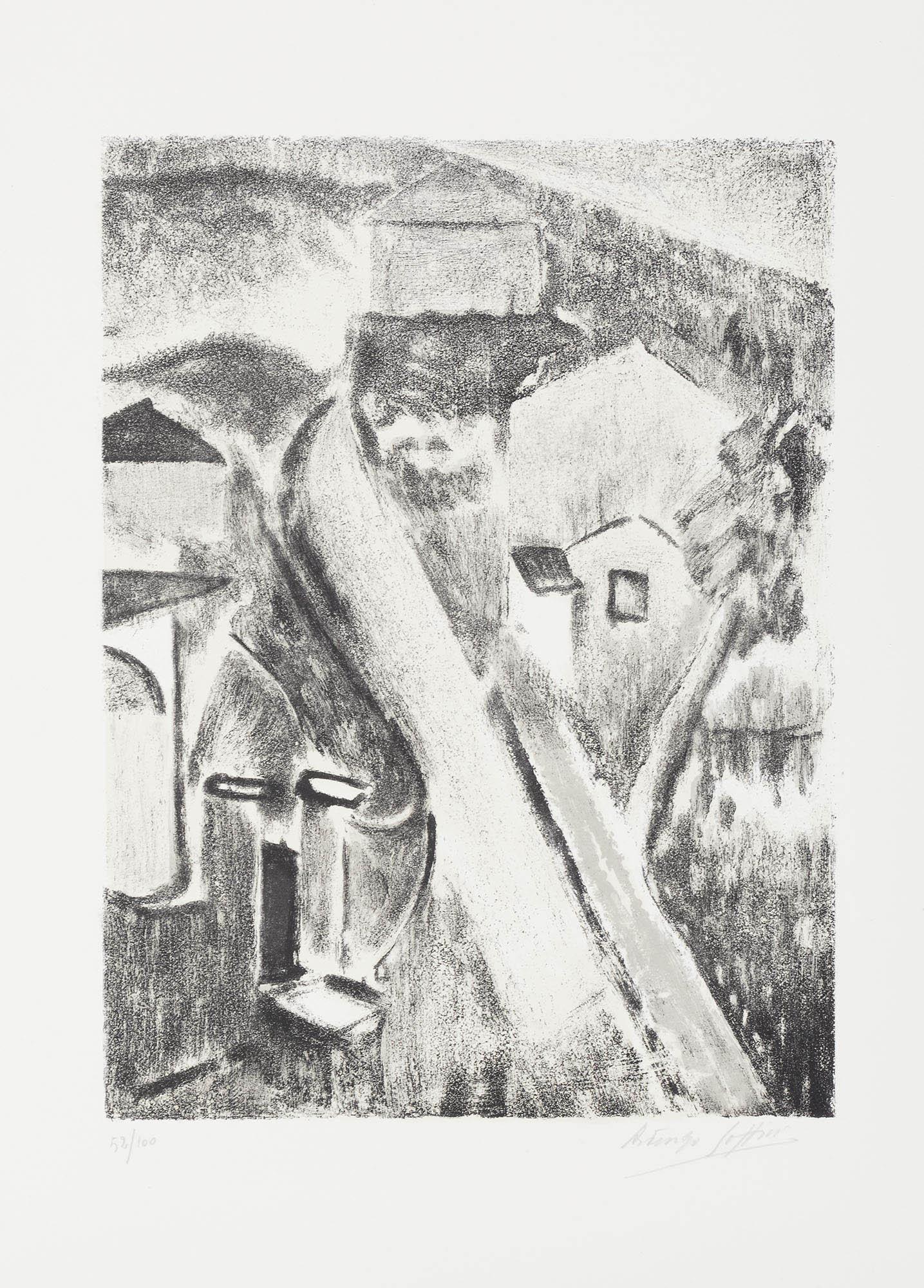Strada di Poggiali, 1962