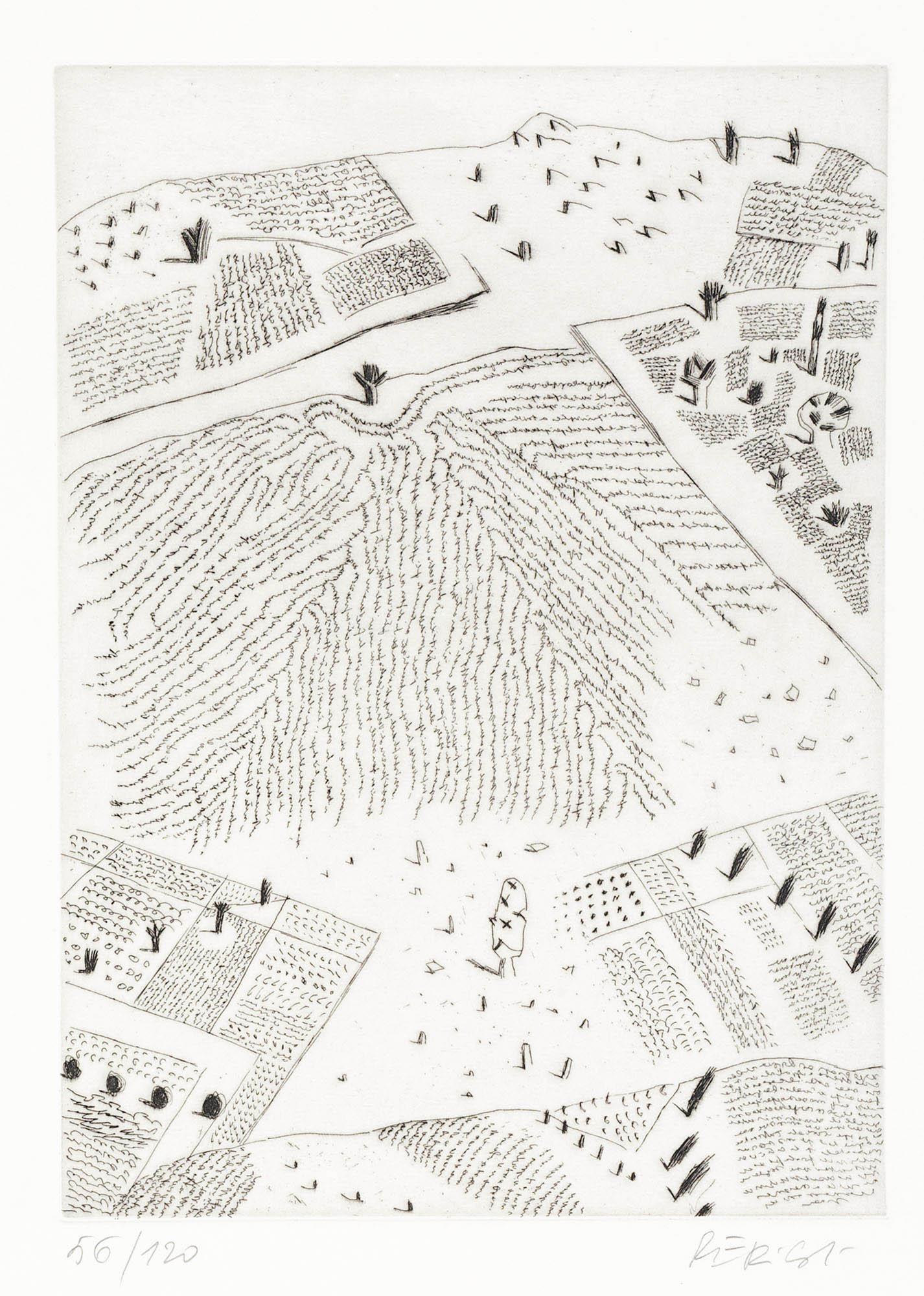Paesaggio de-scritto, 2005