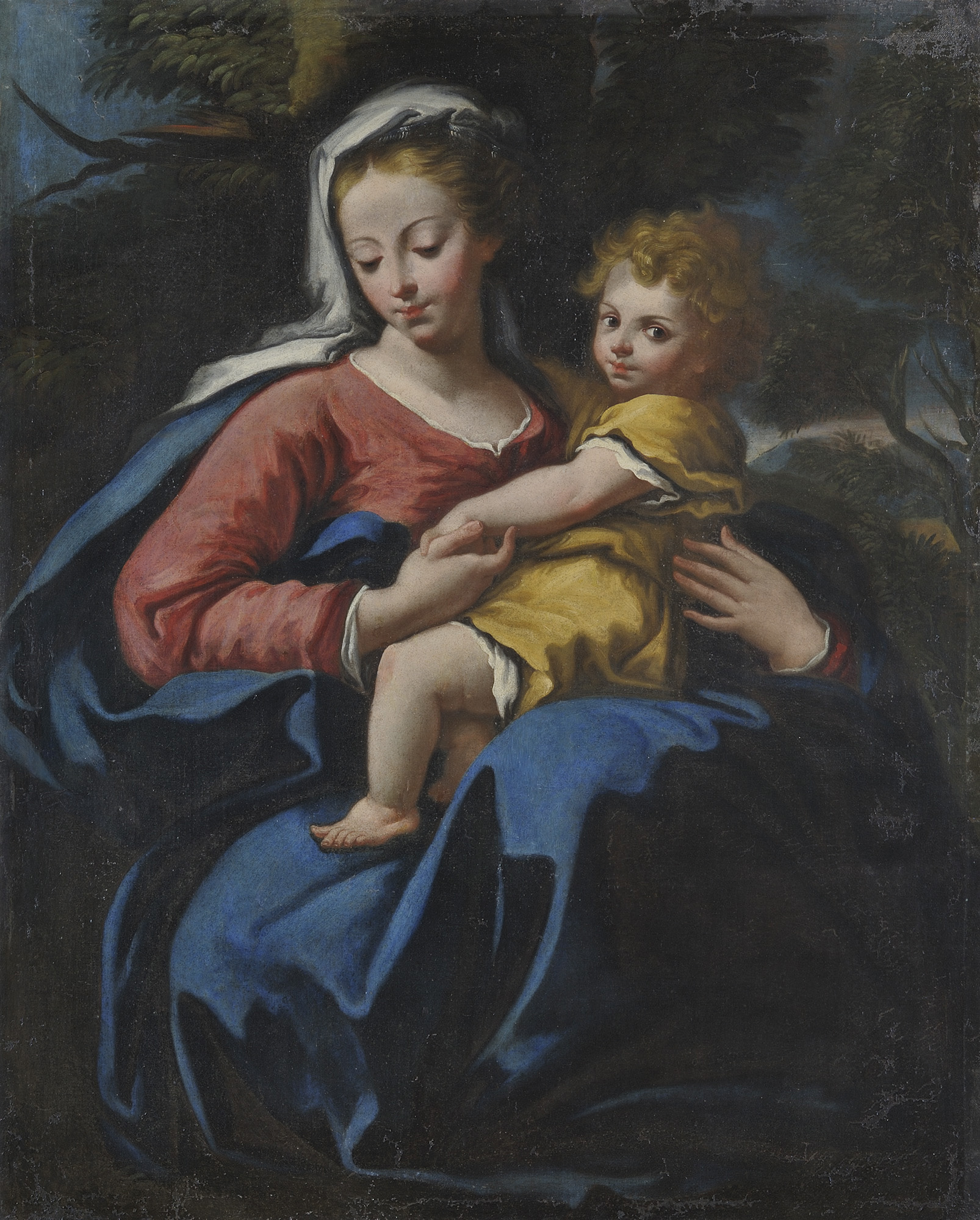 Madonna con Bambino (scuola marchigiana)