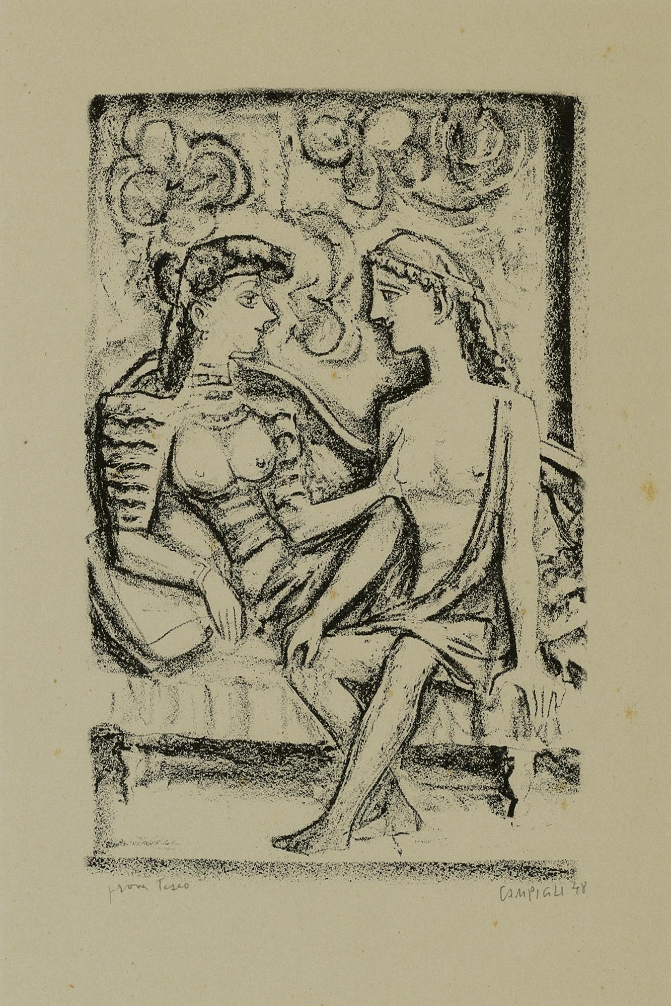 Seduzione – Seduction, 1948