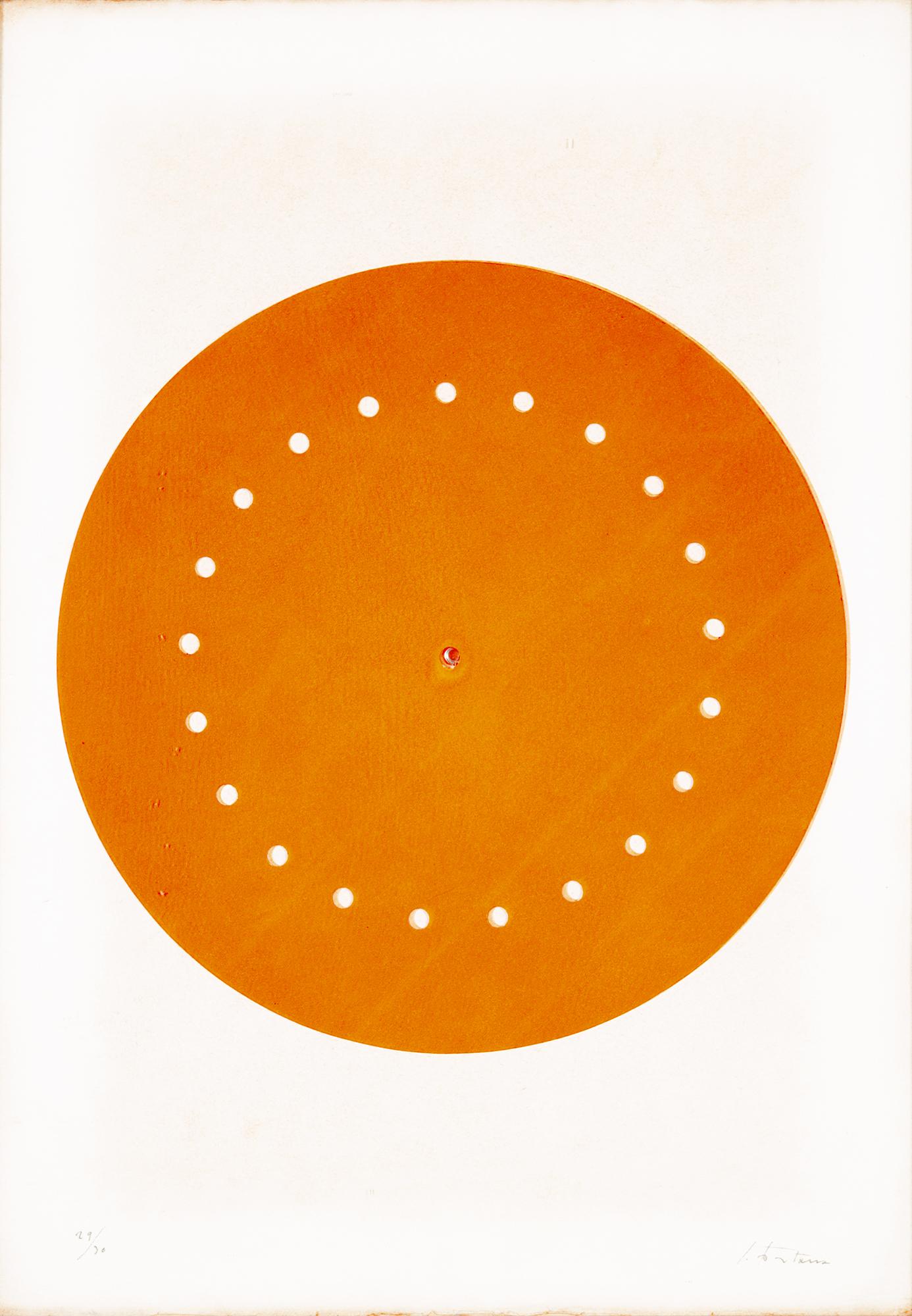 Disco spaziale, 1966/'67