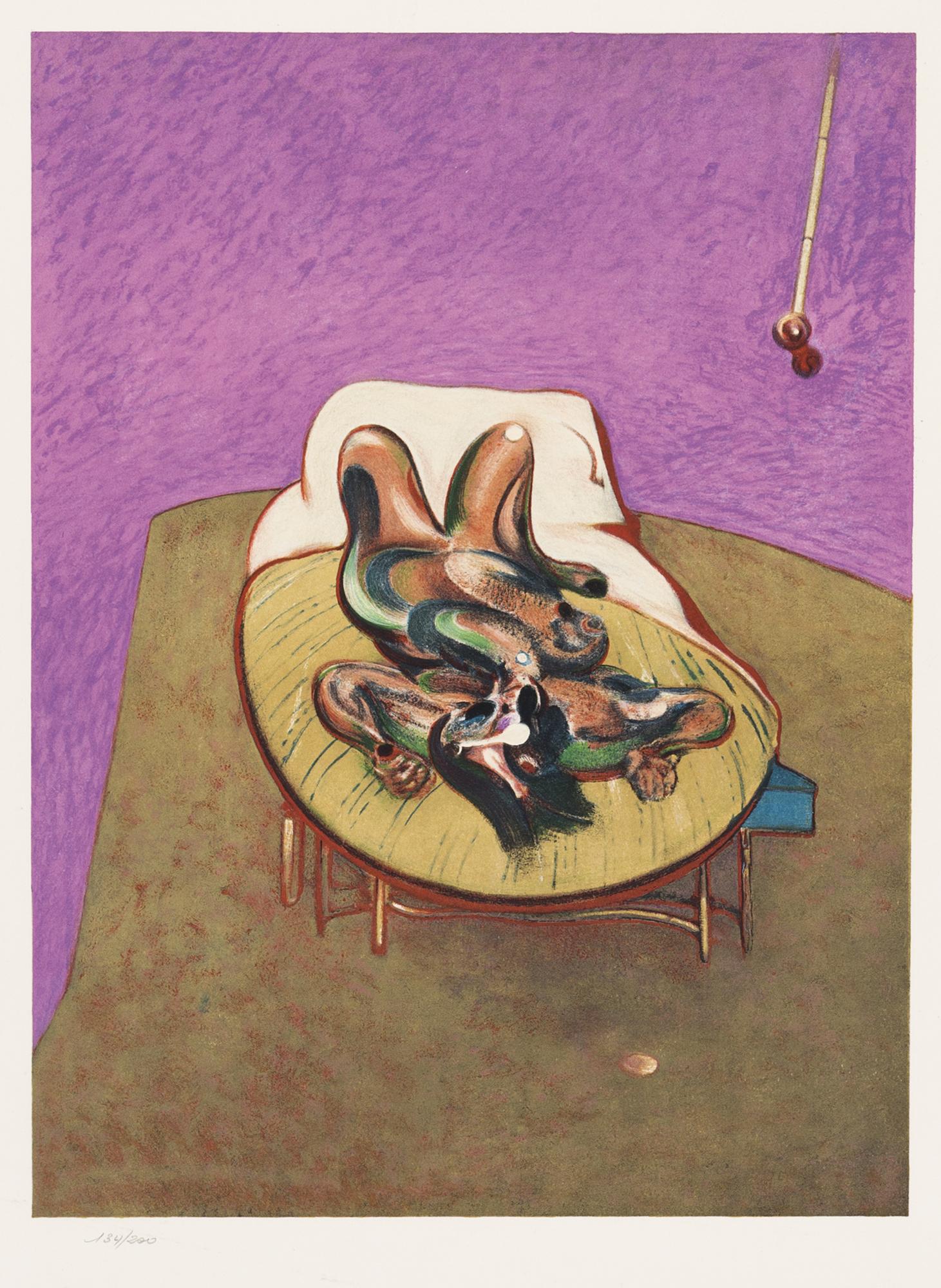 Lying figure, 1966