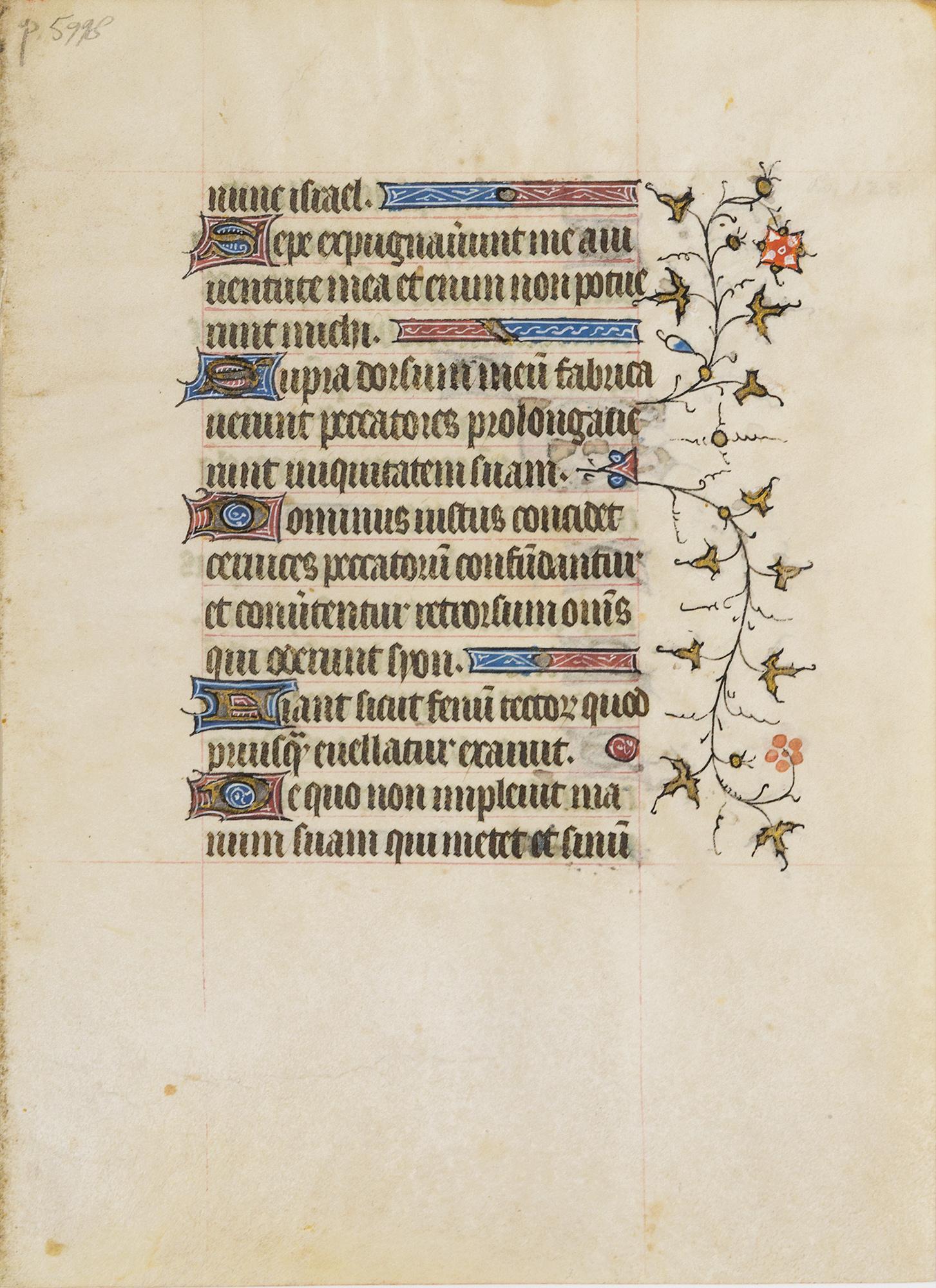 Salmi 128 e 130