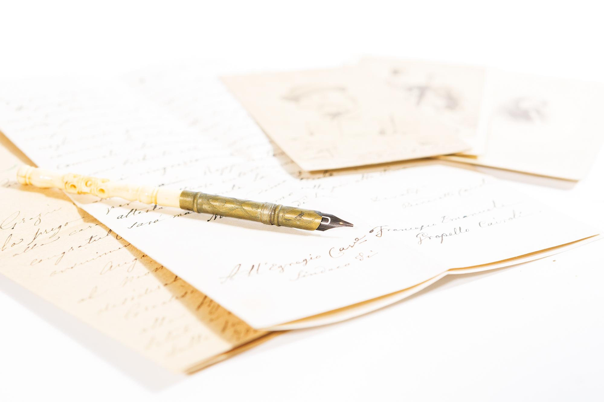 Lettere, documenti e cimeli