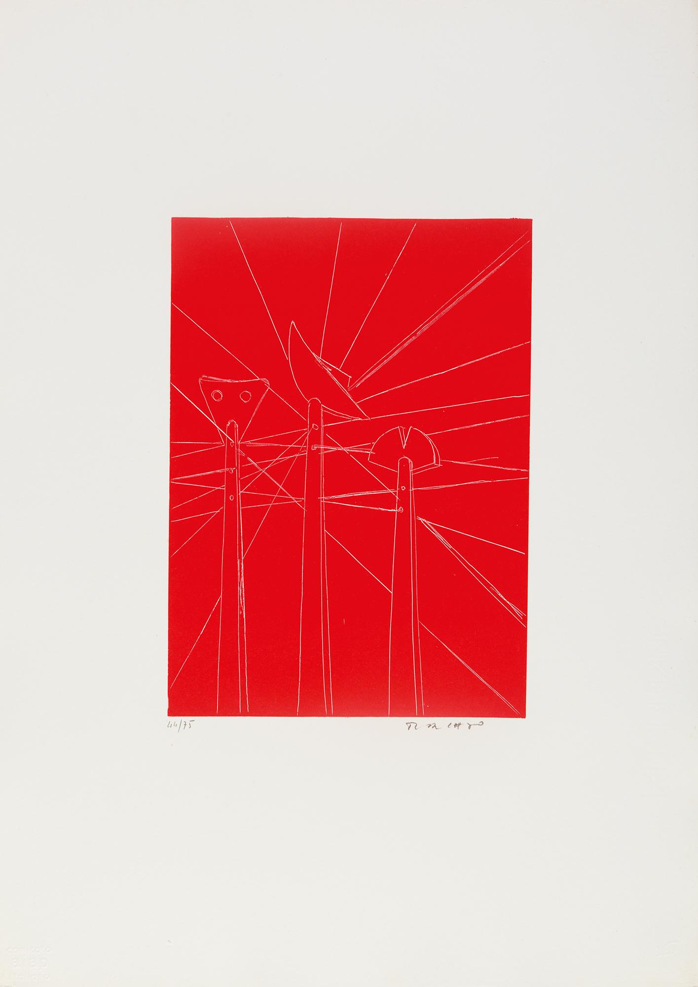 A2 – Quaderni di grafica dell'AIAP, 1975