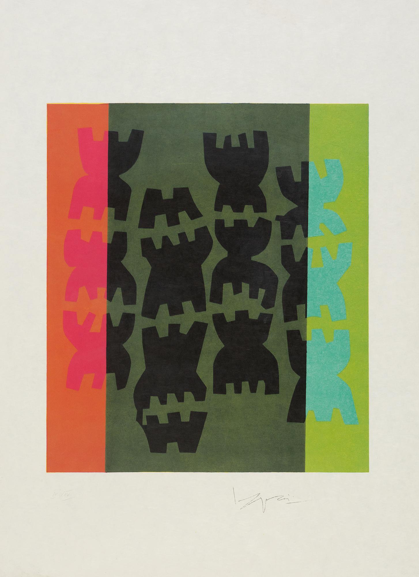Quarzo n°10, 1970