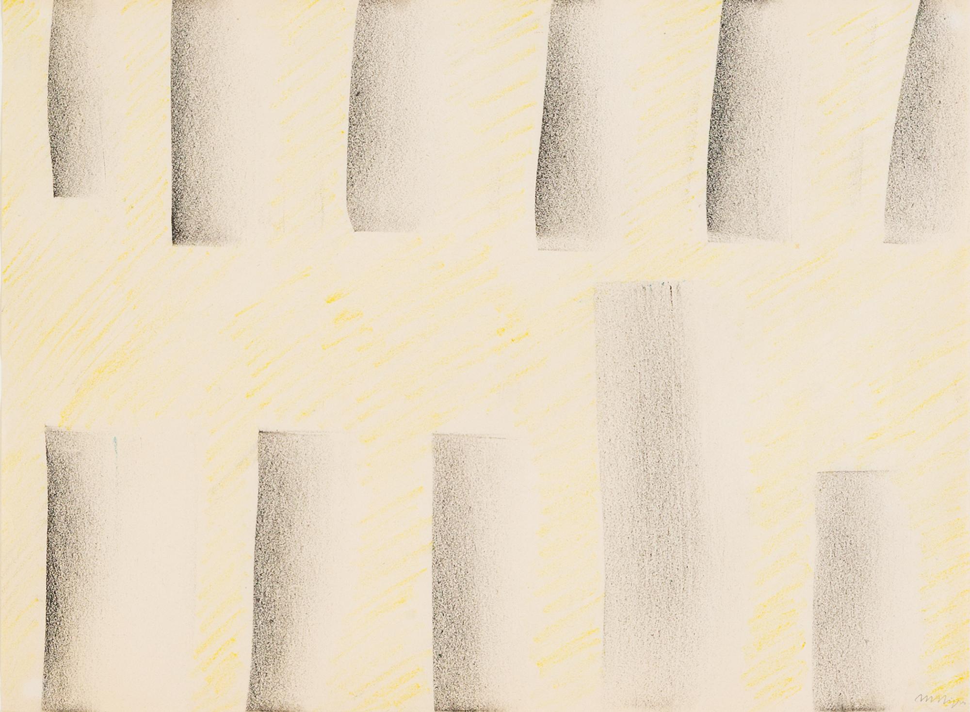 Spazio totale, 1953/'54