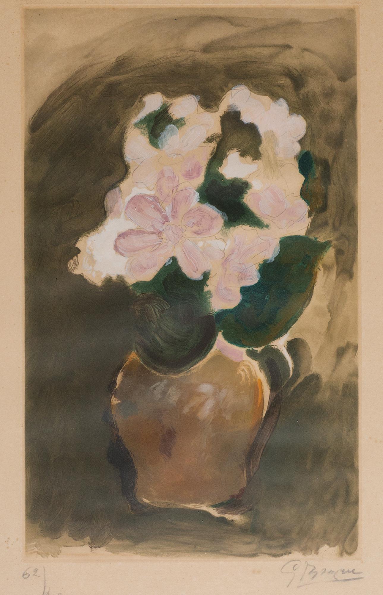 Bouquet de fleurs, 1955/'60