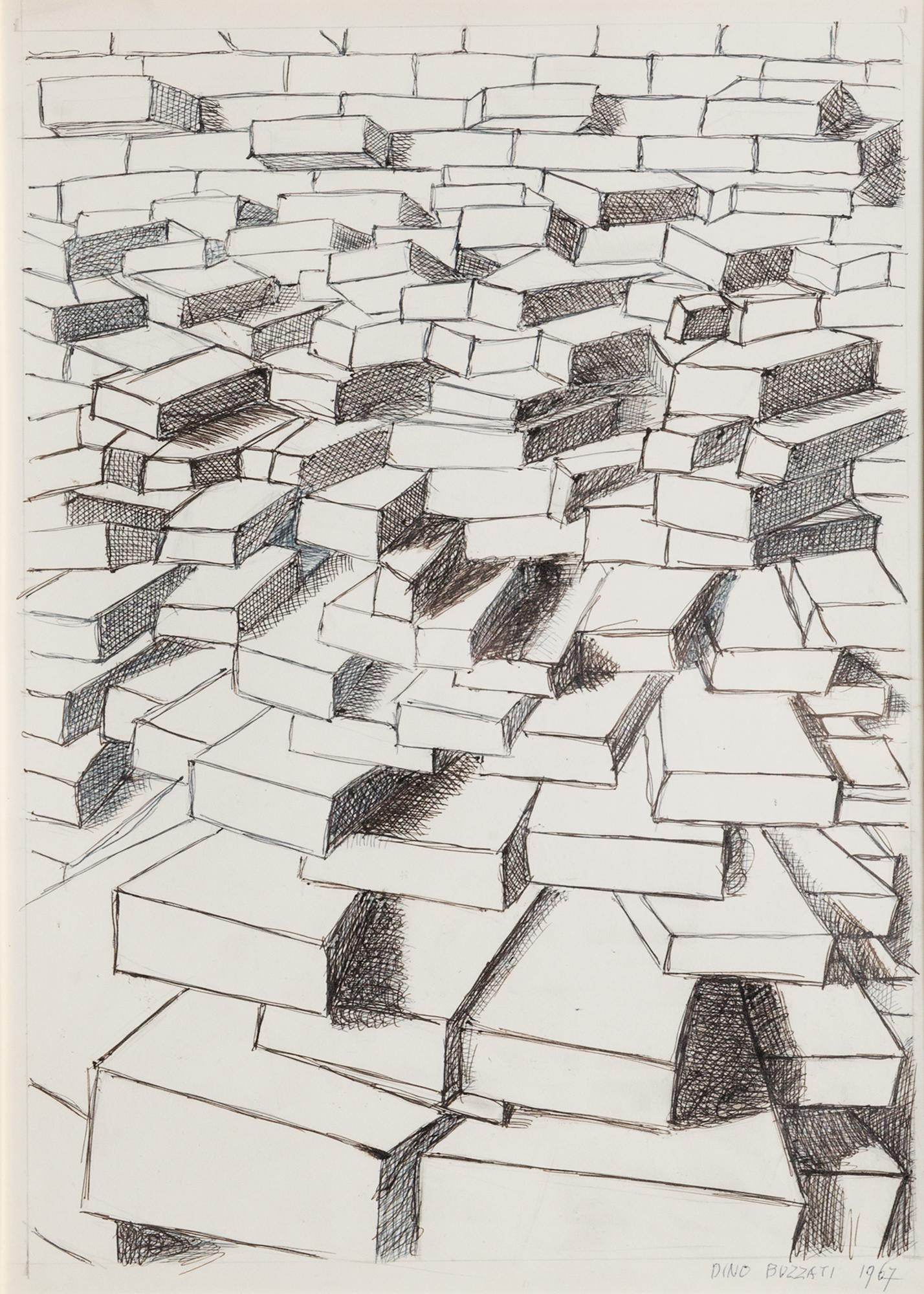 Il Muro, 1967