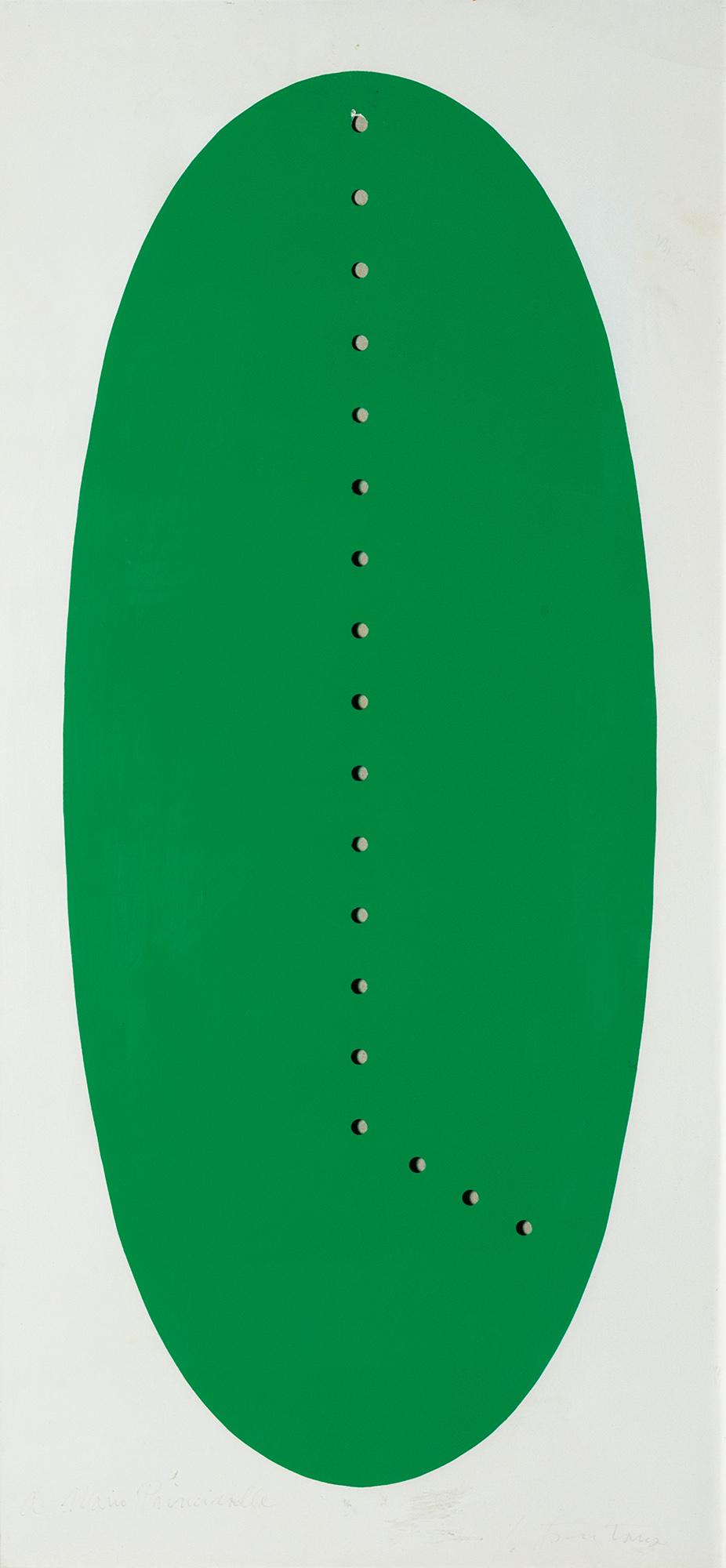 Concetto spaziale, 1967/'68