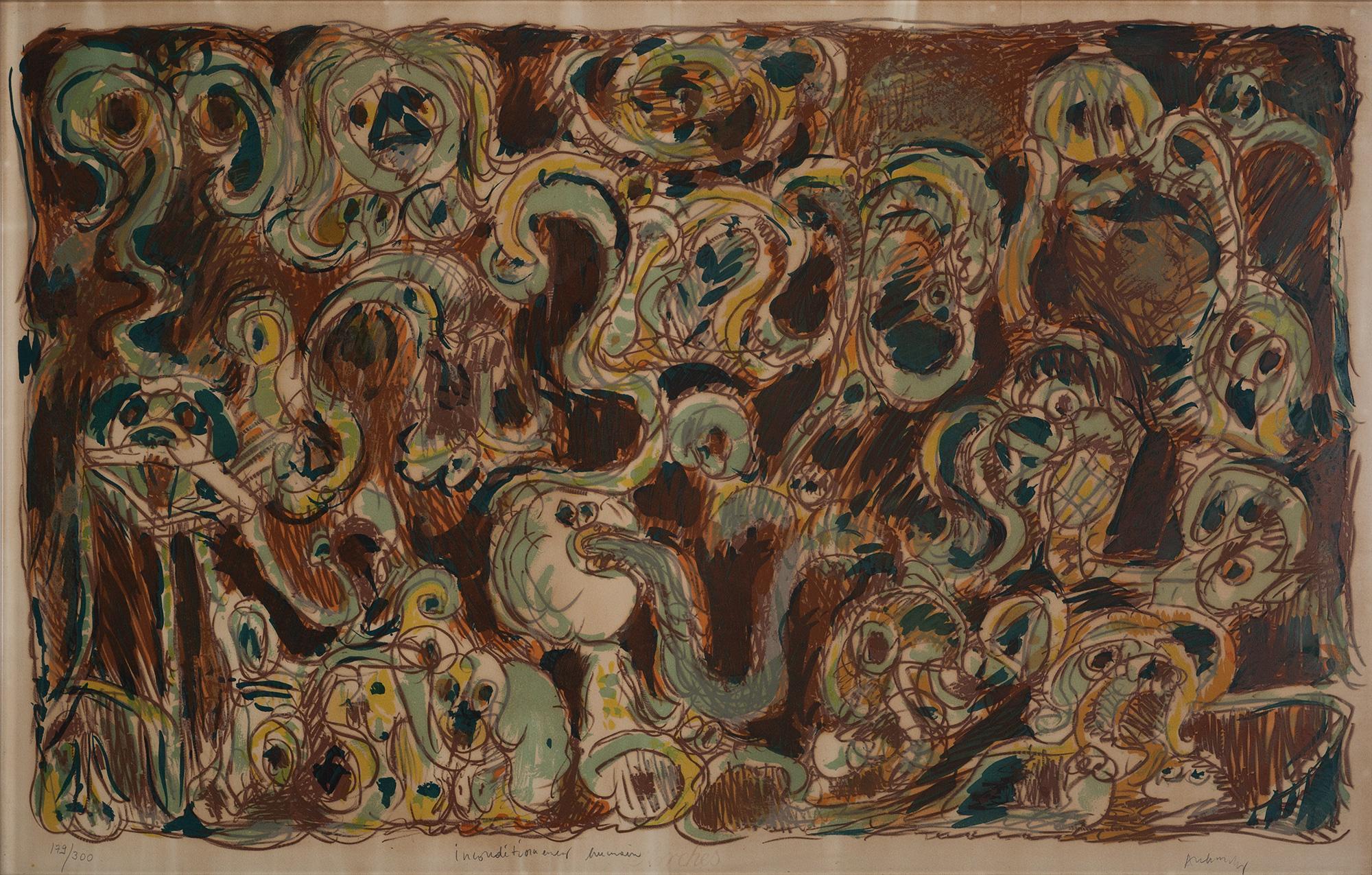 L'inconditionnellement humain, 1970