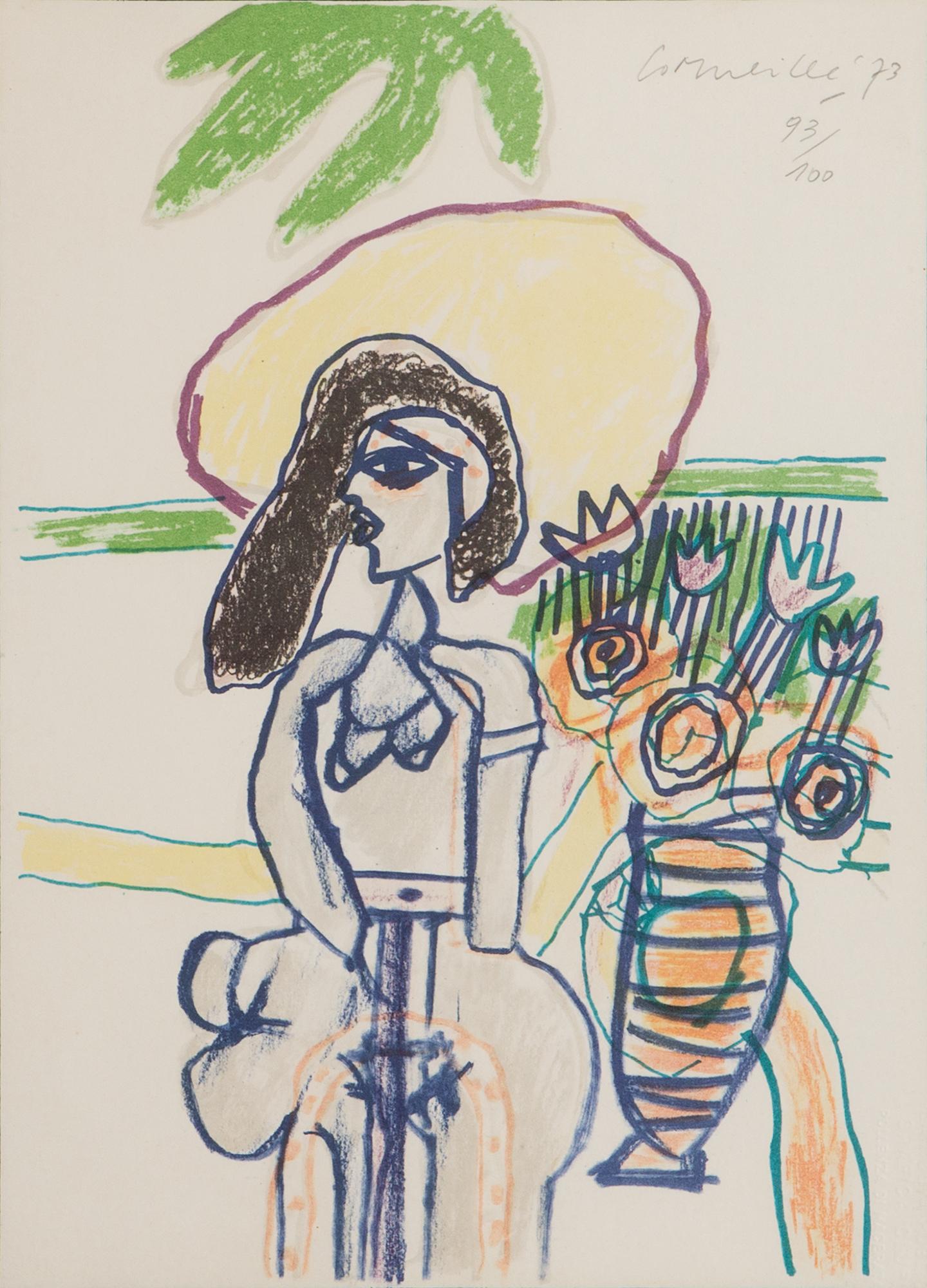 Donna e aragosta, 1973