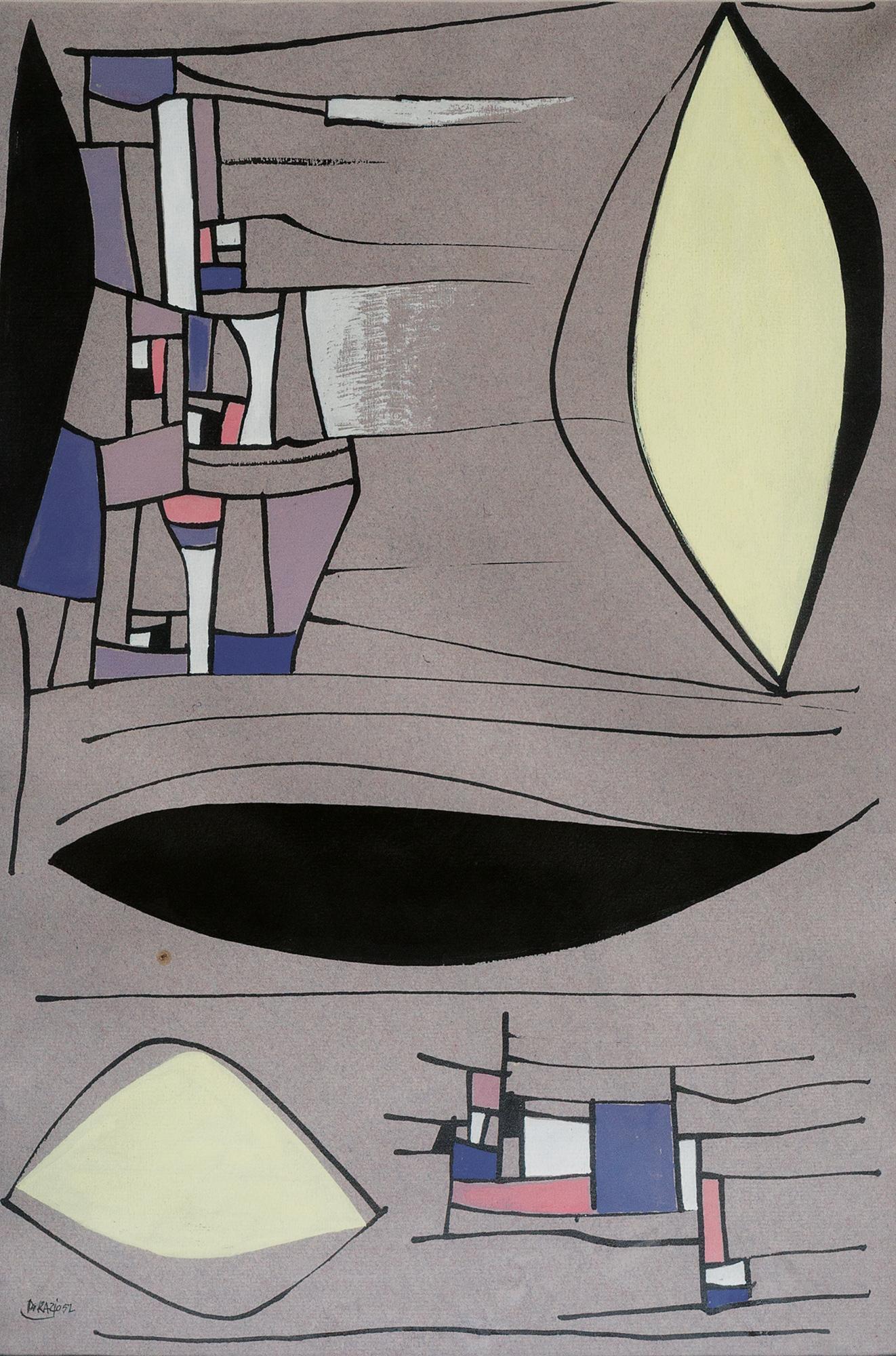 Composizione, 1952
