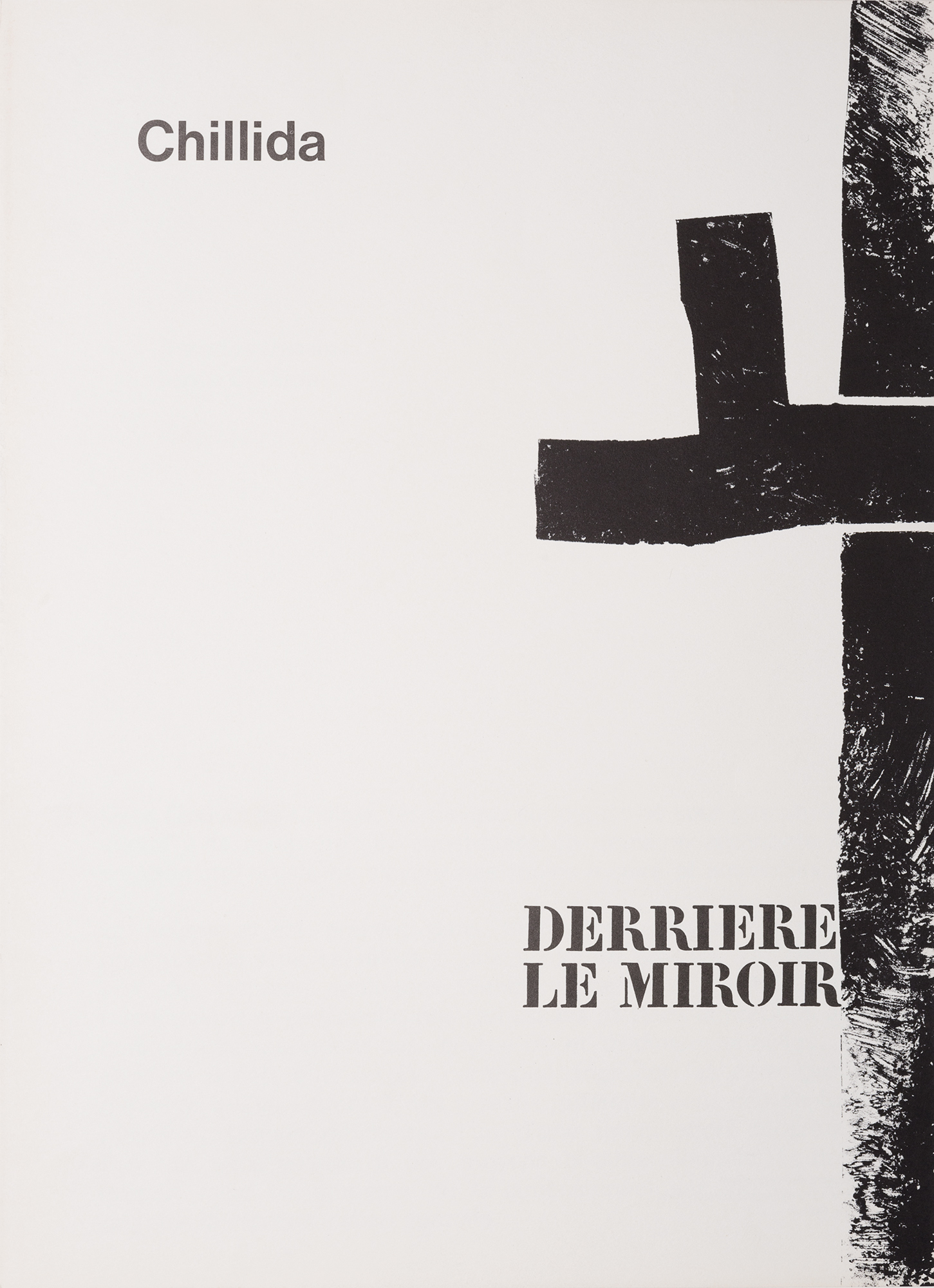 Derri re le miroir n 174 books autographs and prints for Derriere le miroir