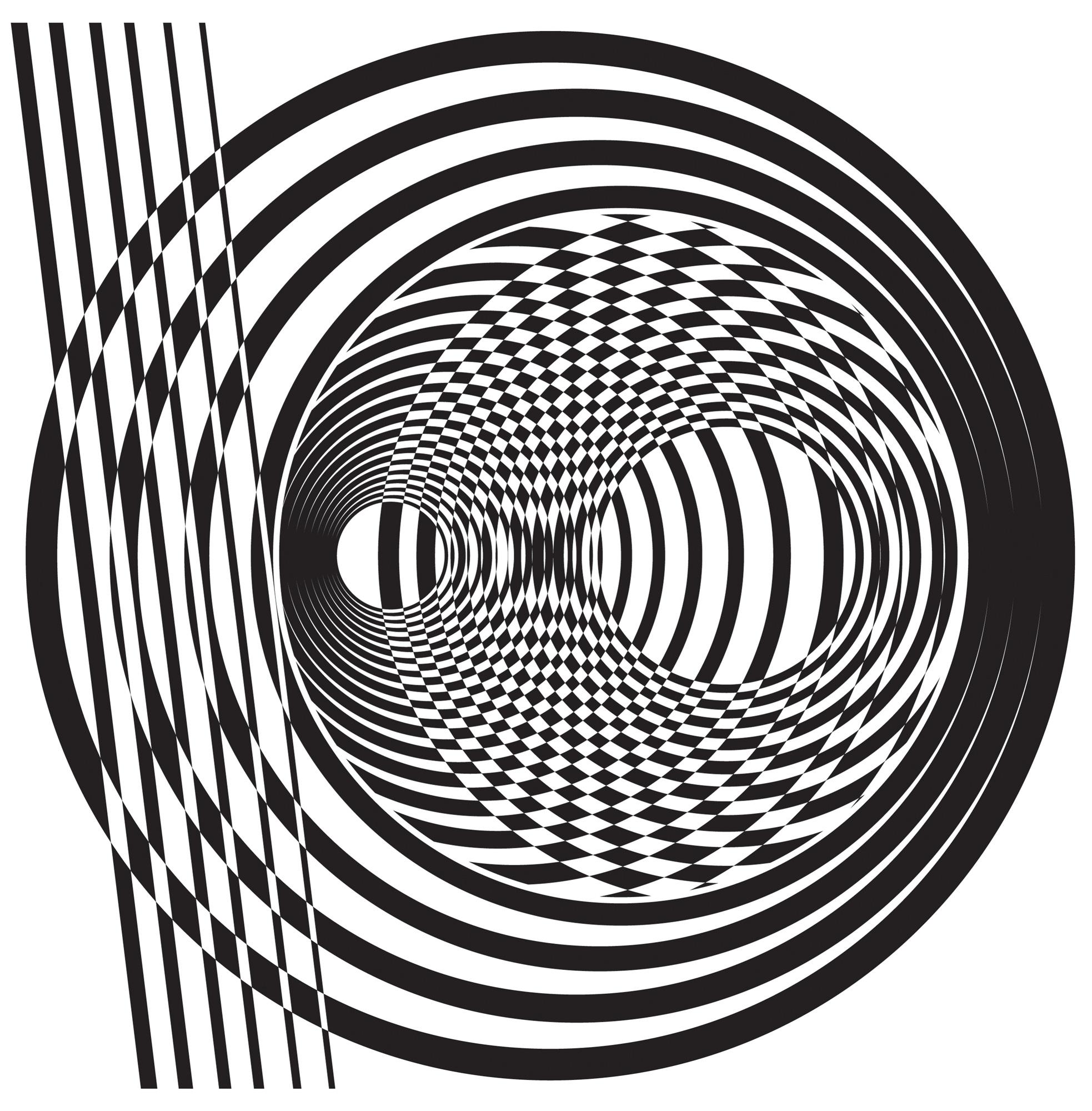 Intersezioni ottico dinamiche n°42, 2016