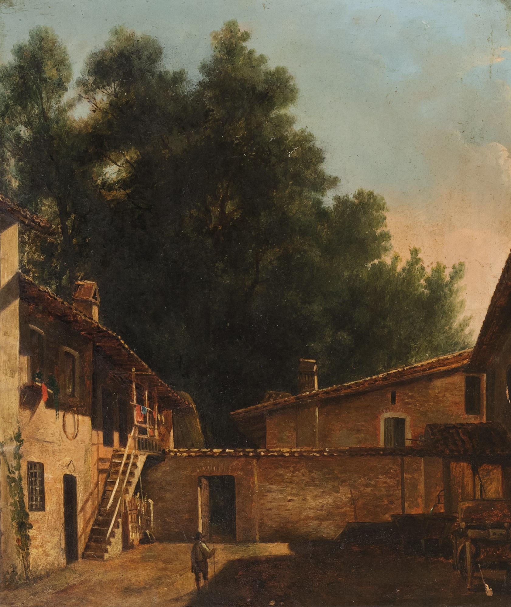 Bosisio, la casa natale del poeta Parini