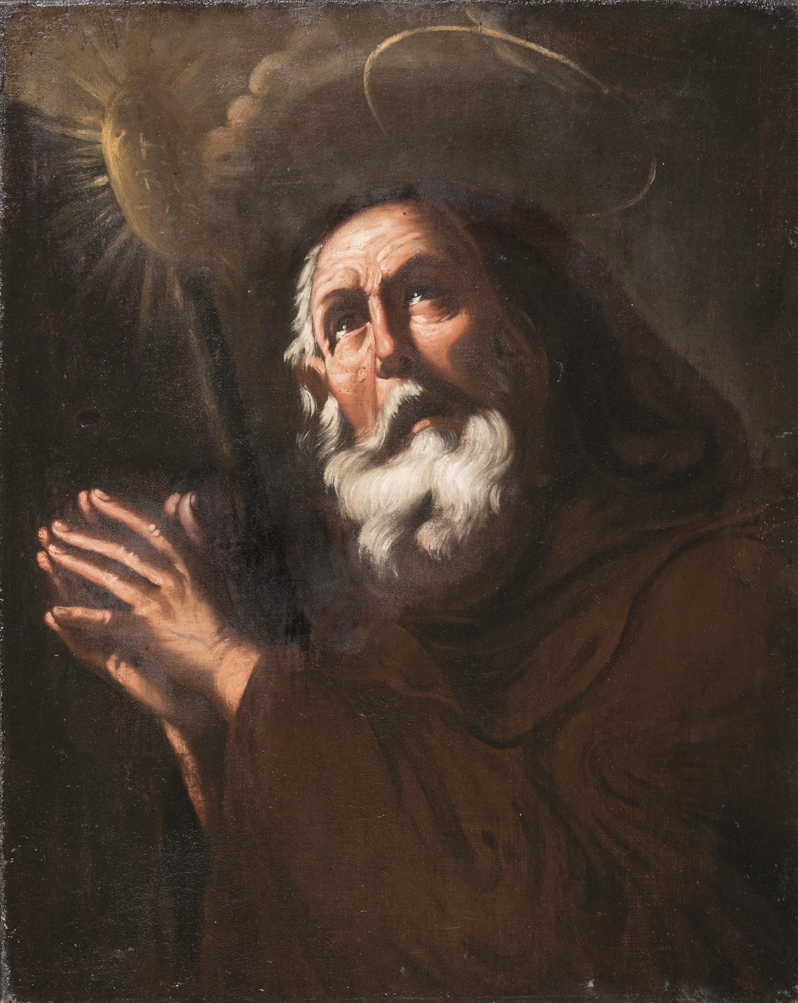 San francesco di paola dipinti antichi e arte del xix for Piani di fattoria del 19 secolo