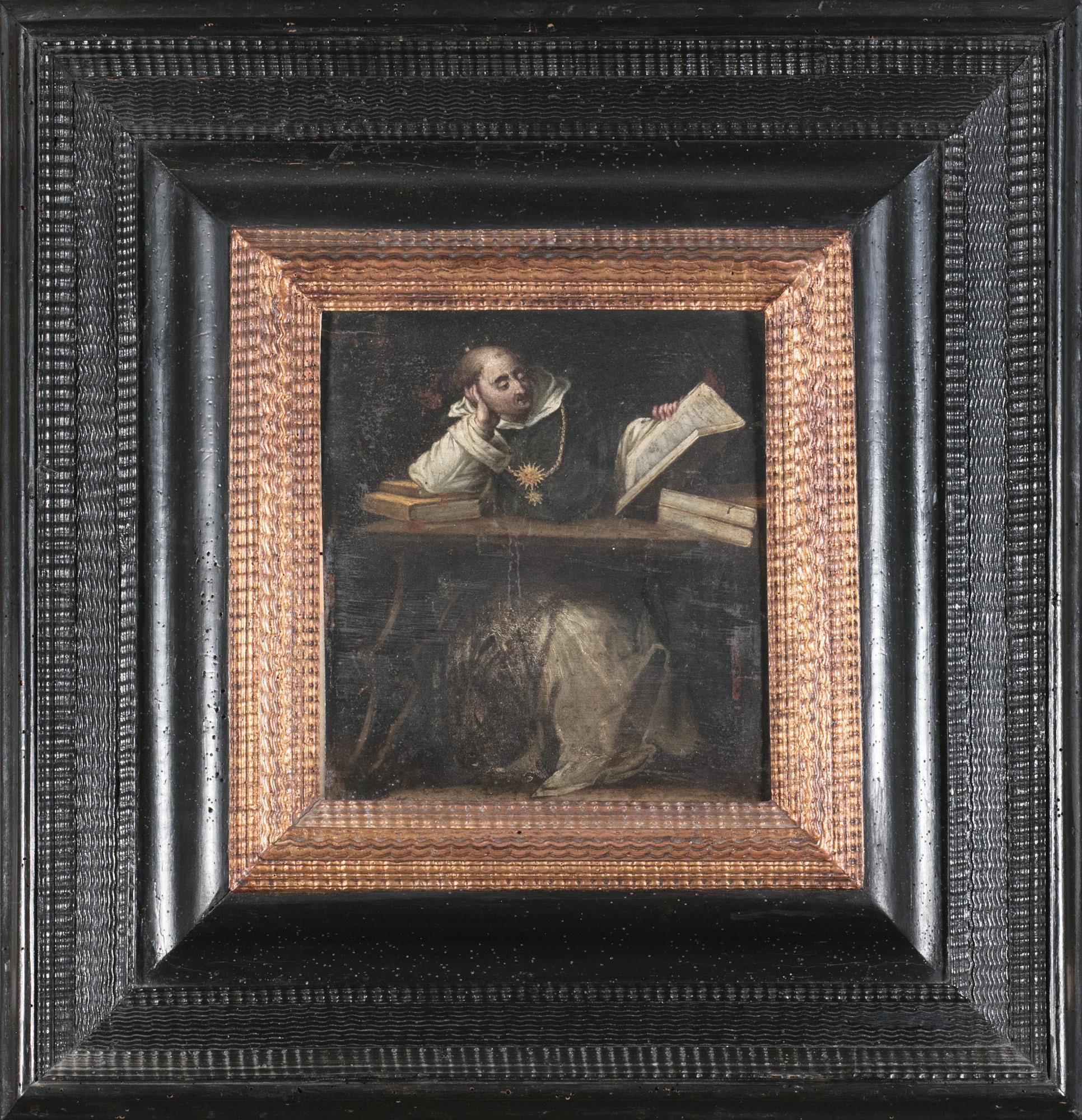 San Tommaso d'Aquino allo scrittoio